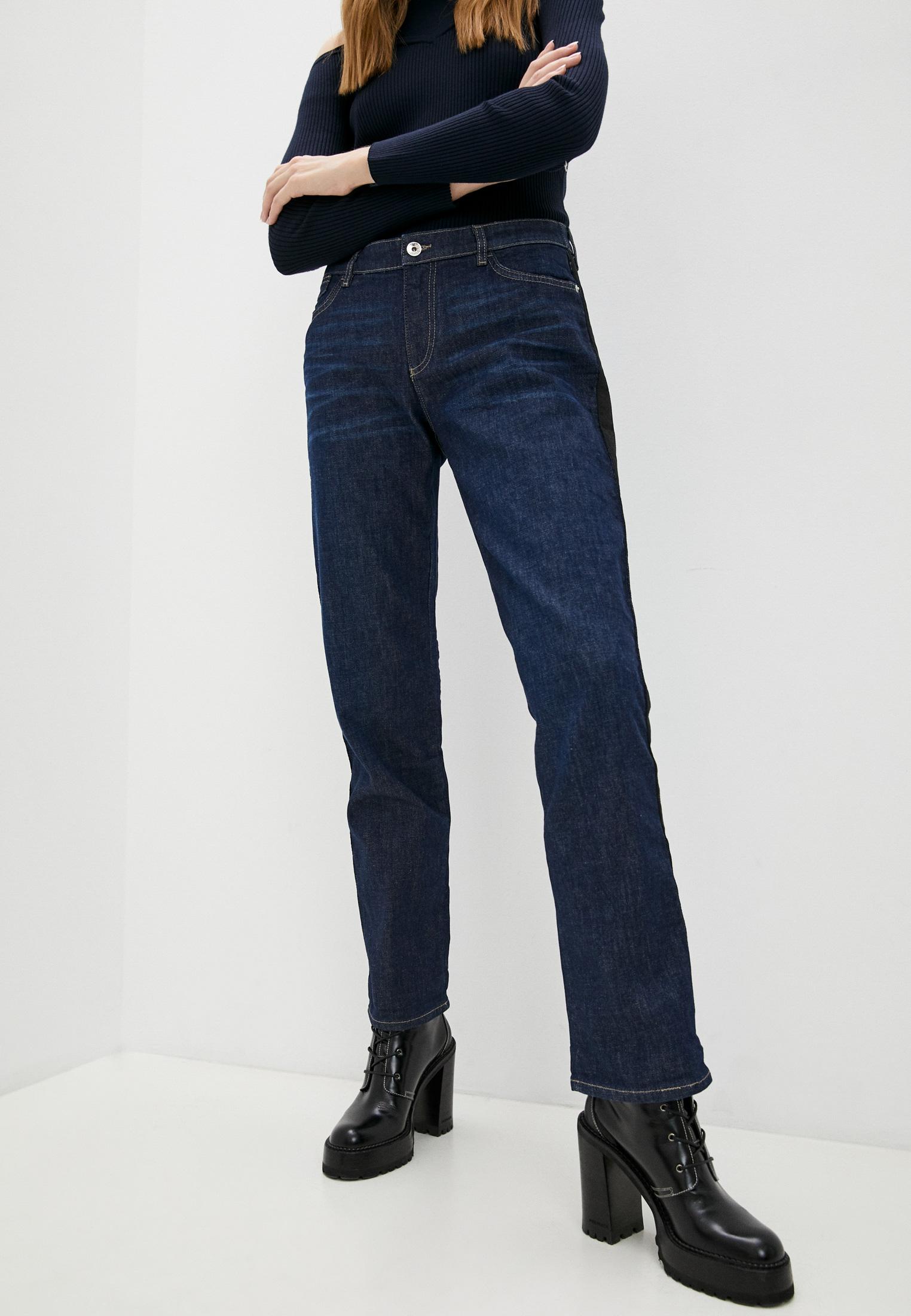Прямые джинсы Emporio Armani 6K2J15 2DJ3Z