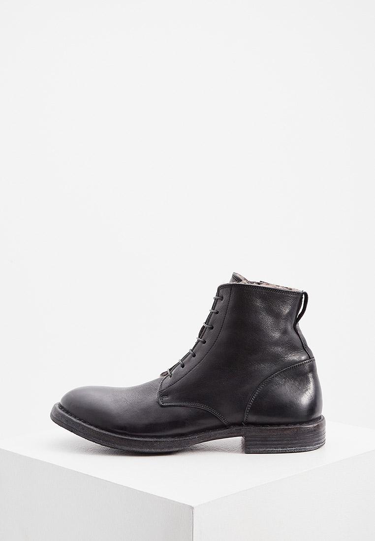 Мужские ботинки Moma (Мома) 2cw022-cum