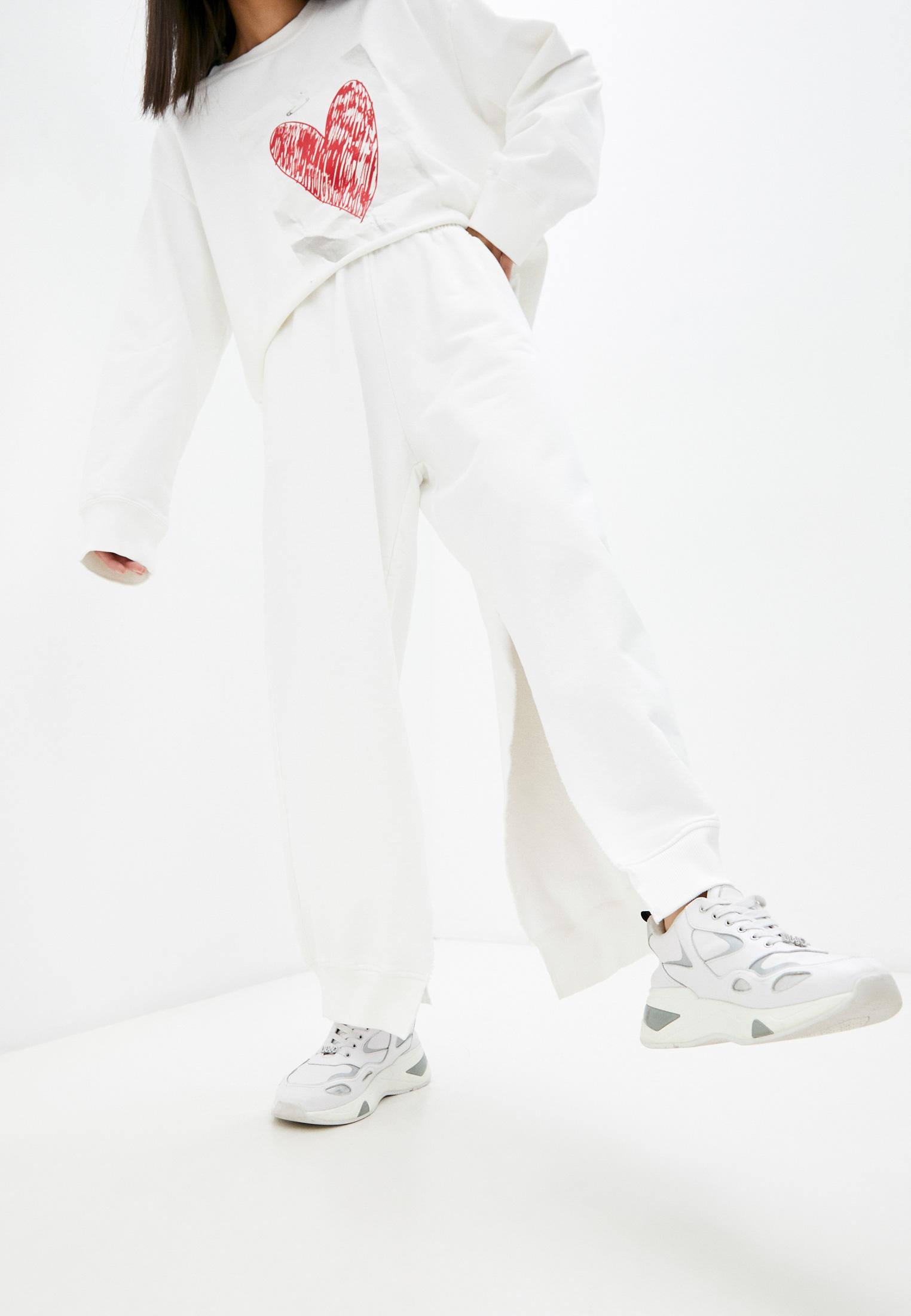 Женские спортивные брюки MM6 Maison Margiela Брюки спортивные MM6 Maison Margiela