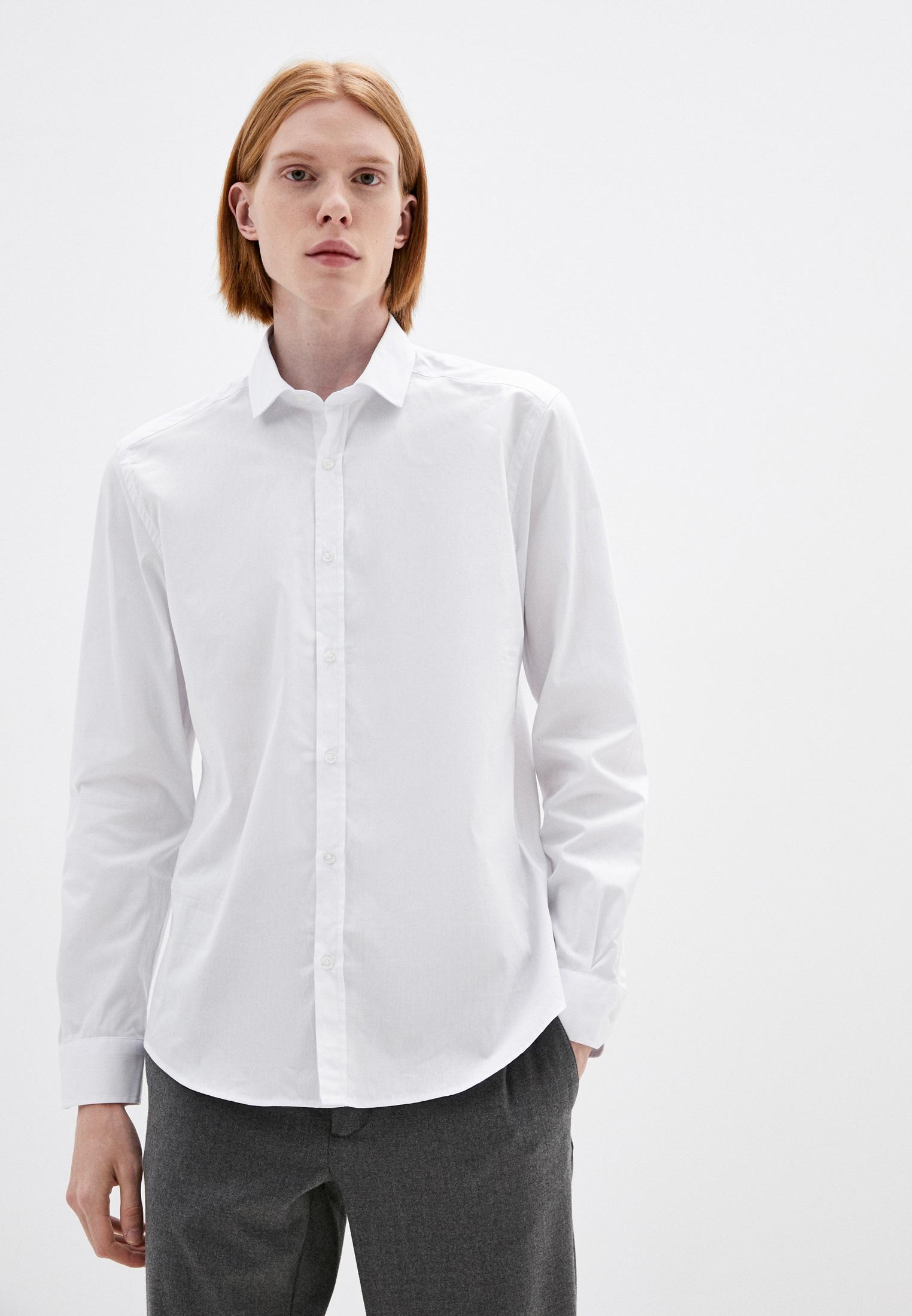 Рубашка с длинным рукавом Basics & More BA455042