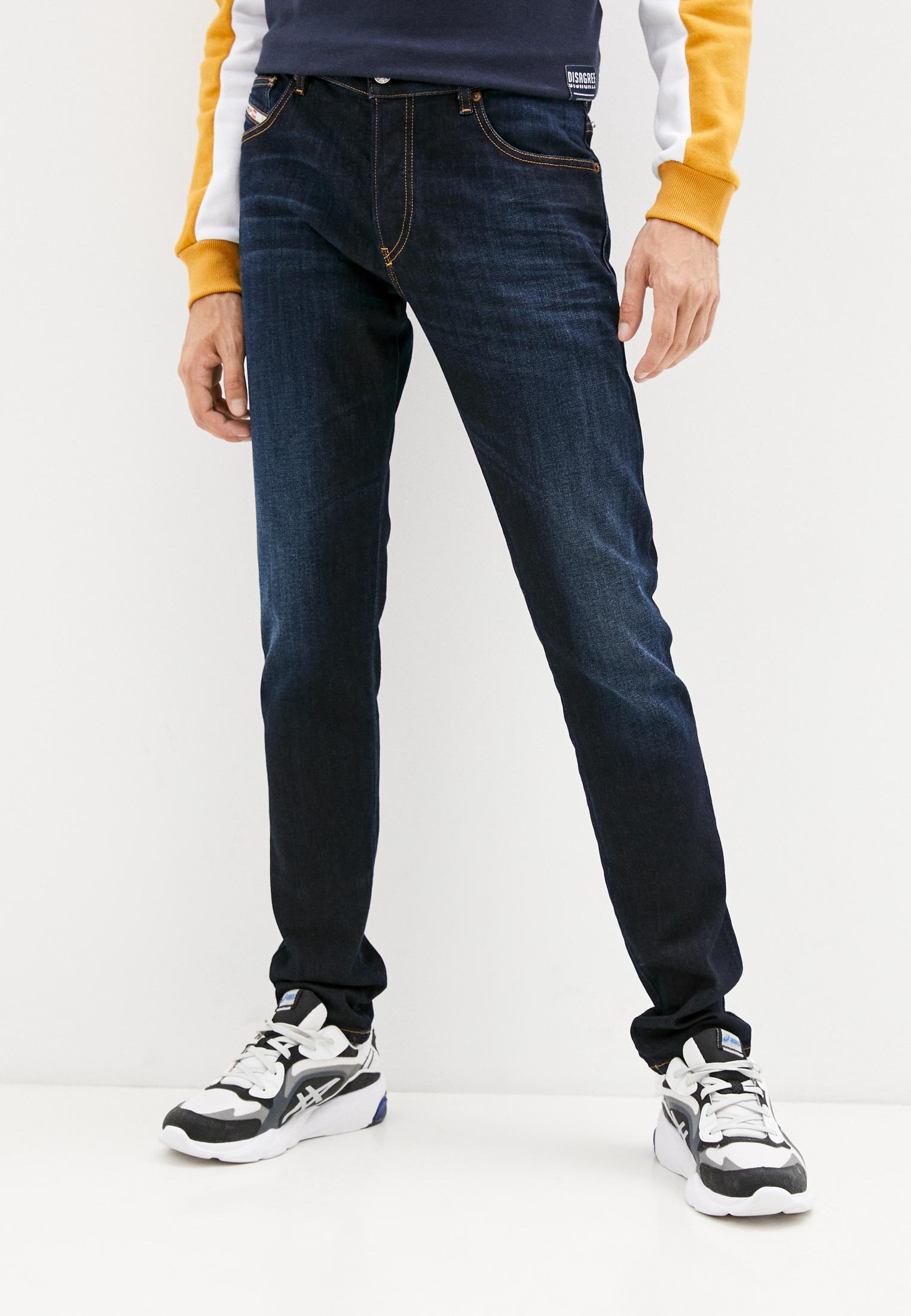 Мужские зауженные джинсы Diesel (Дизель) A00394009ZS