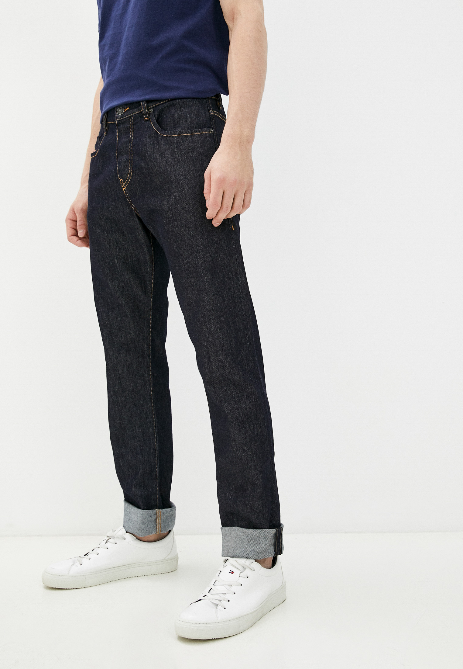 Мужские зауженные джинсы Diesel (Дизель) A03338084HN