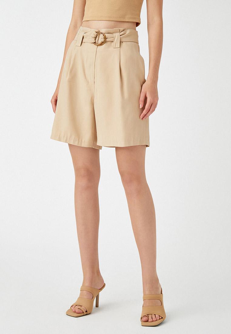 Женские повседневные шорты Koton 1YAK01035PW
