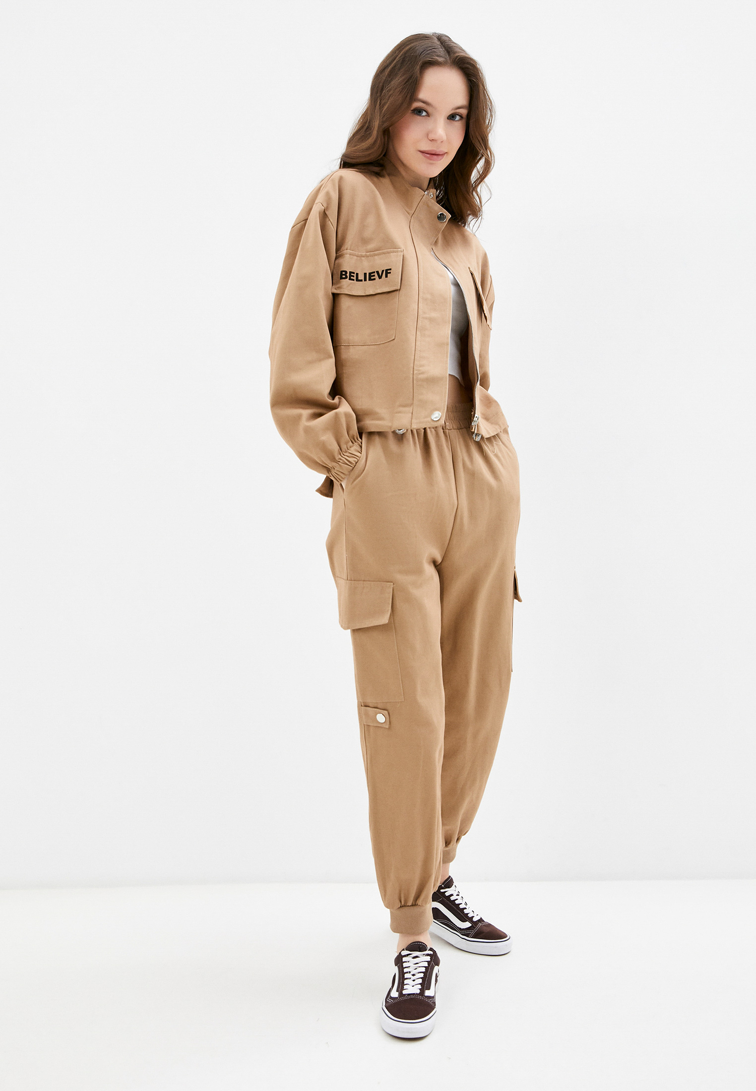 Костюм с брюками Goldrai 163-3