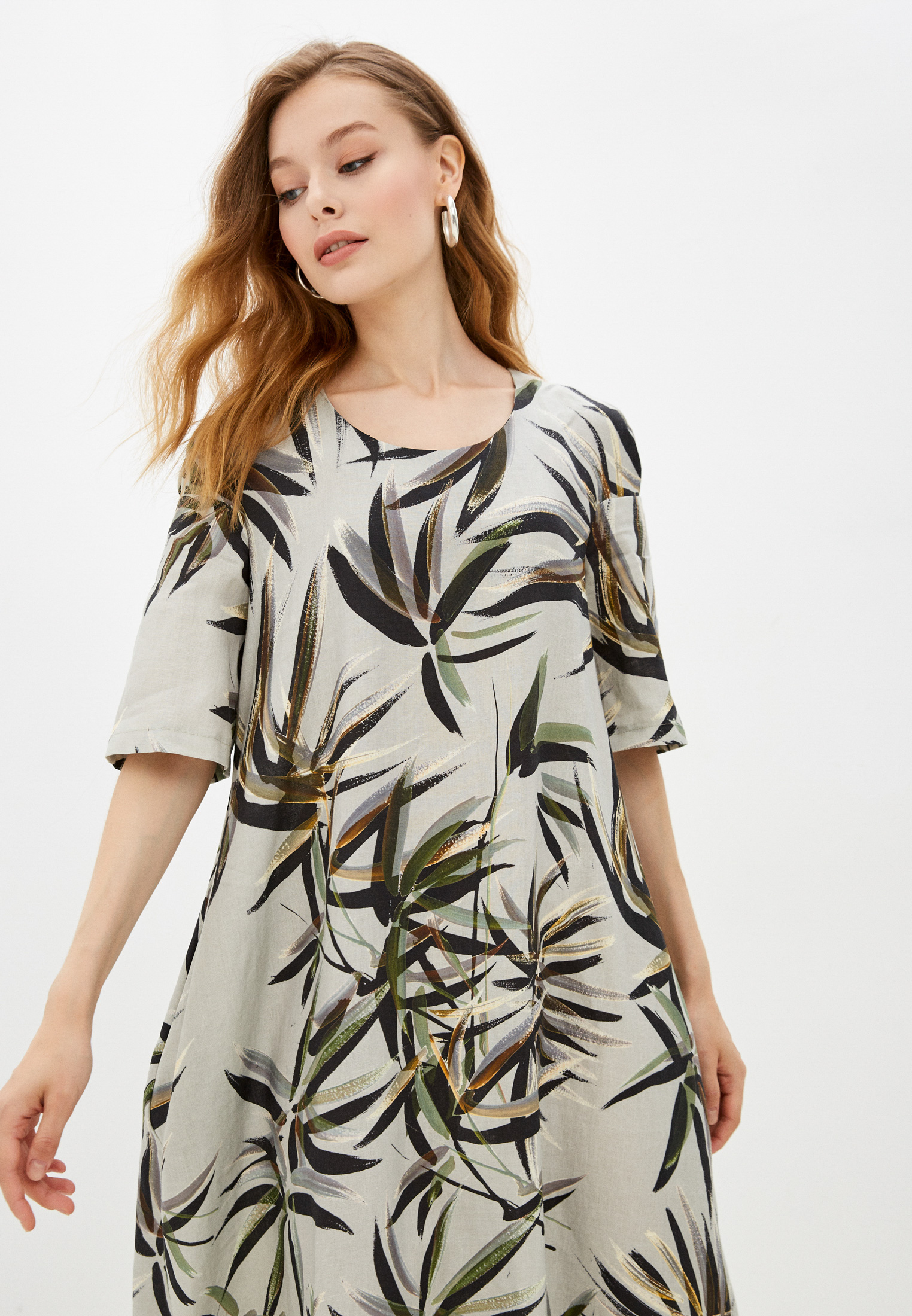 Повседневное платье Adzhedo 41992: изображение 2