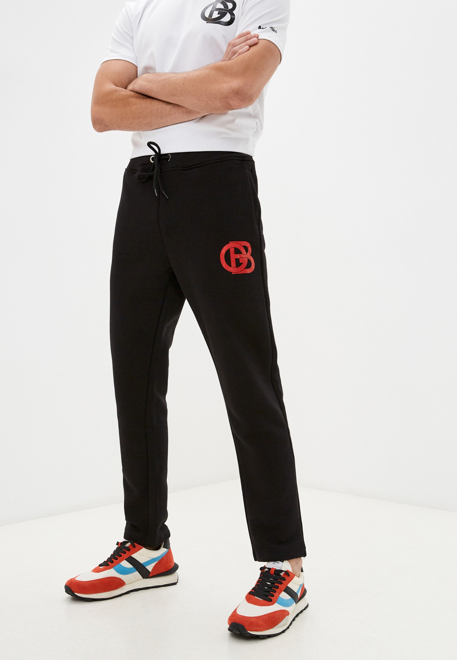 Мужские спортивные брюки Baldinini (Балдинини) PTU02: изображение 6