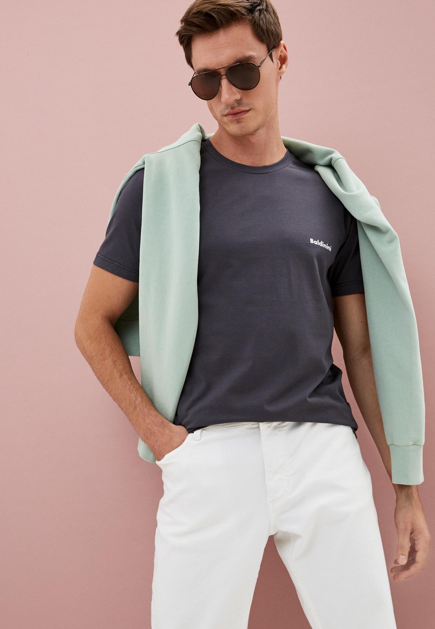 Мужская футболка Baldinini (Балдинини) TSU00: изображение 2