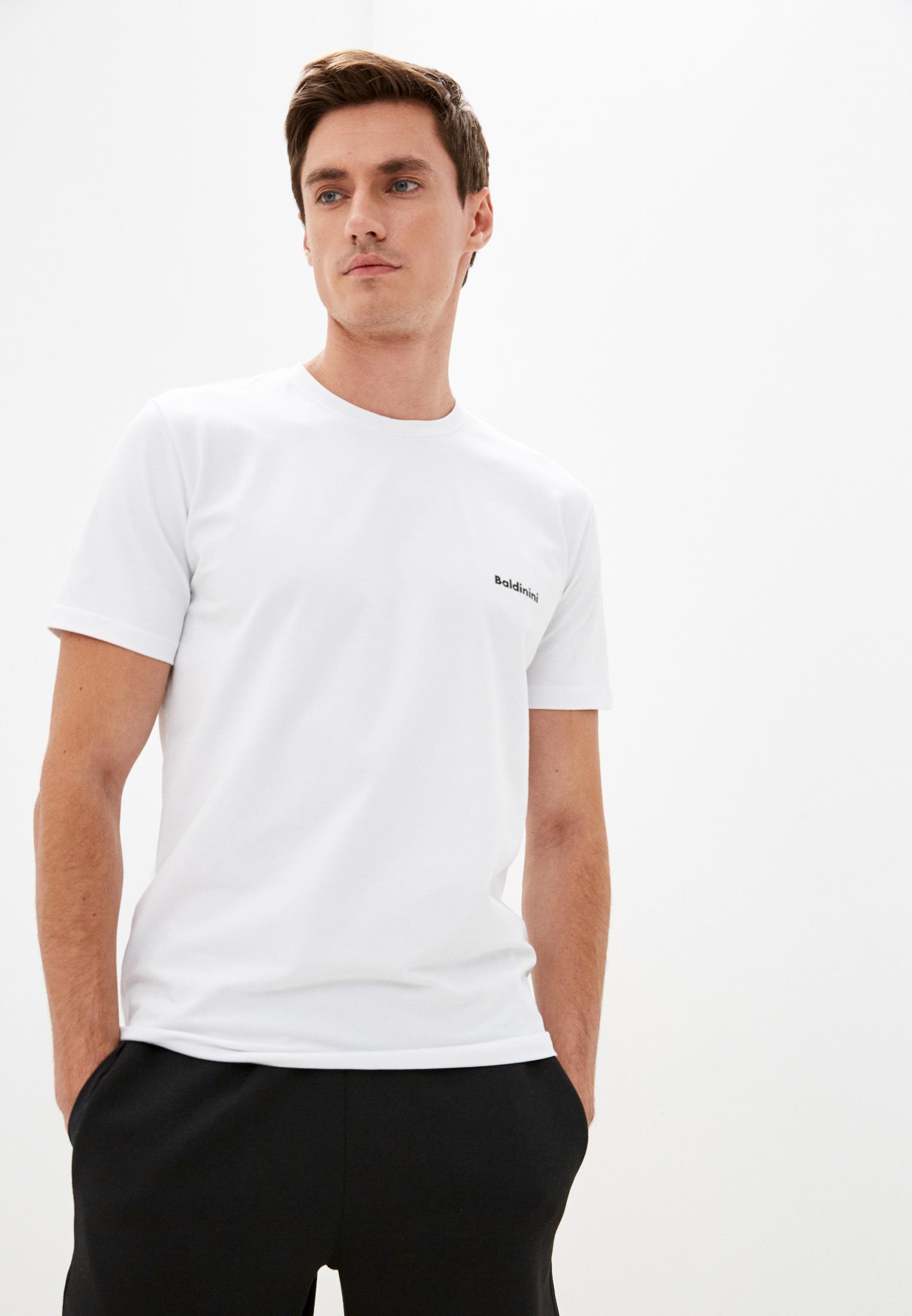 Мужская футболка Baldinini (Балдинини) TSU00