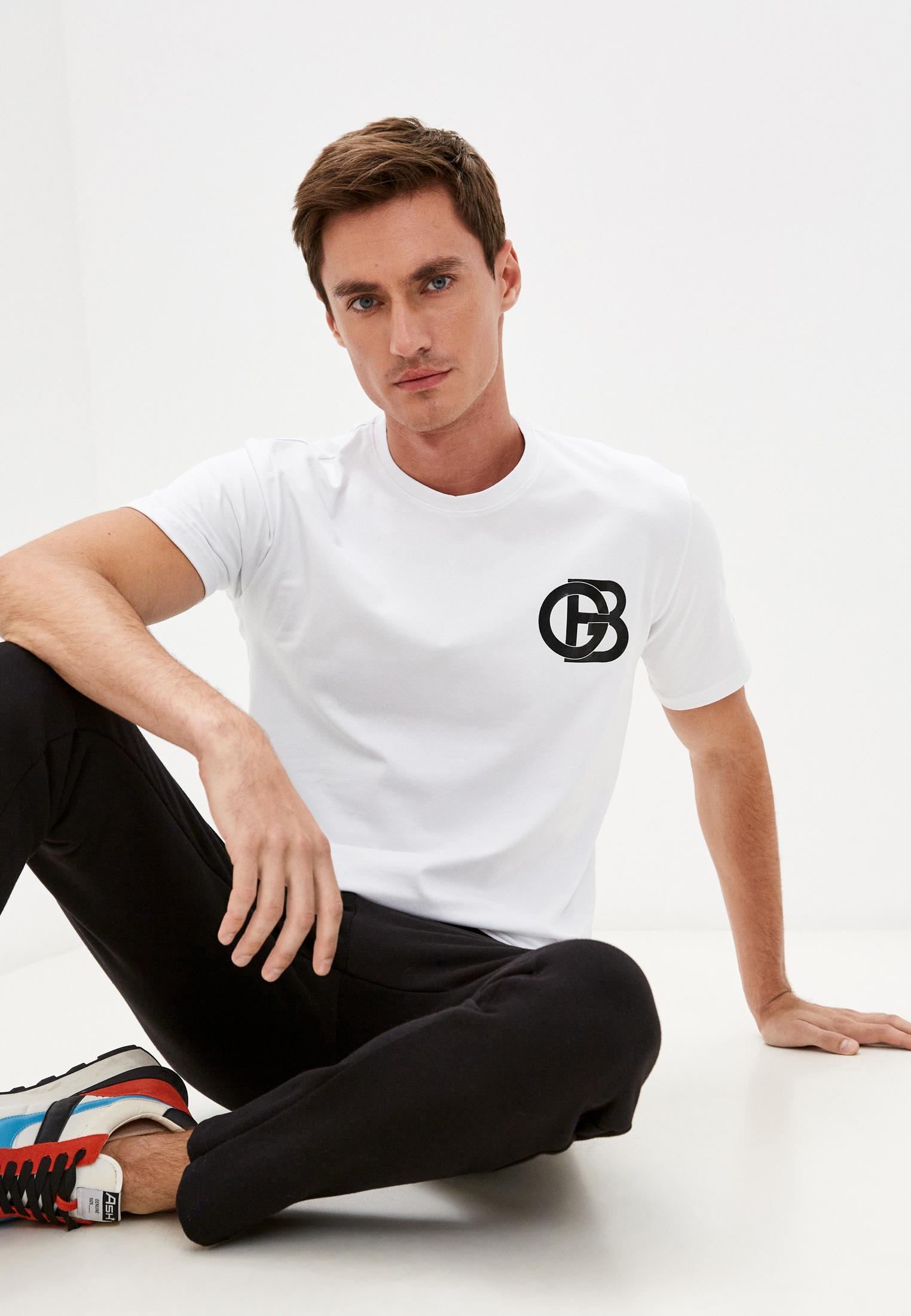 Мужская футболка Baldinini (Балдинини) TSU01
