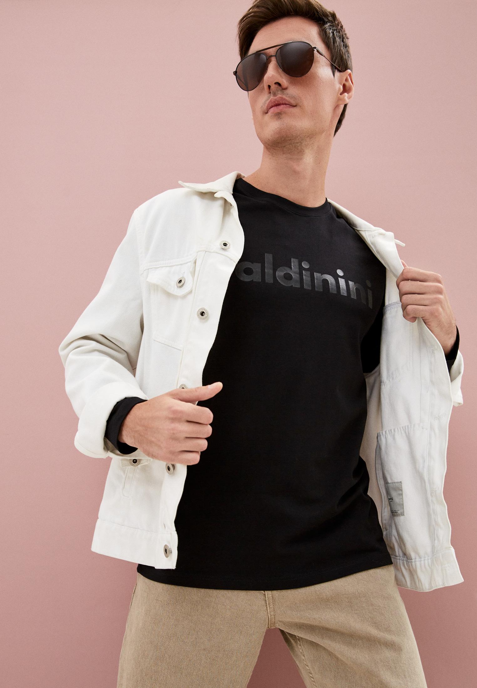 Мужская футболка Baldinini (Балдинини) TSU03L: изображение 2
