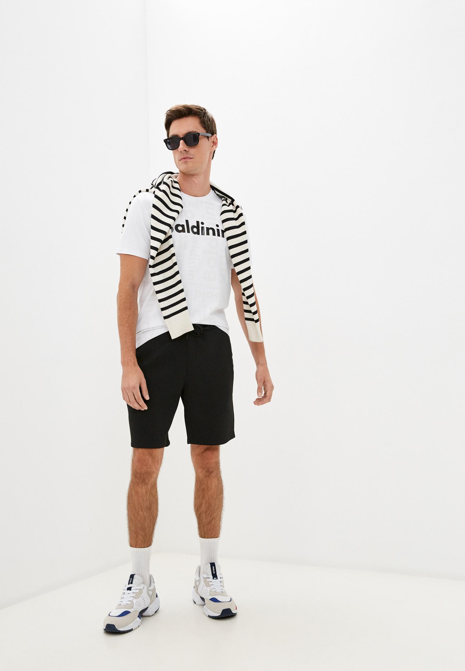 Мужская футболка Baldinini (Балдинини) TSU04: изображение 3
