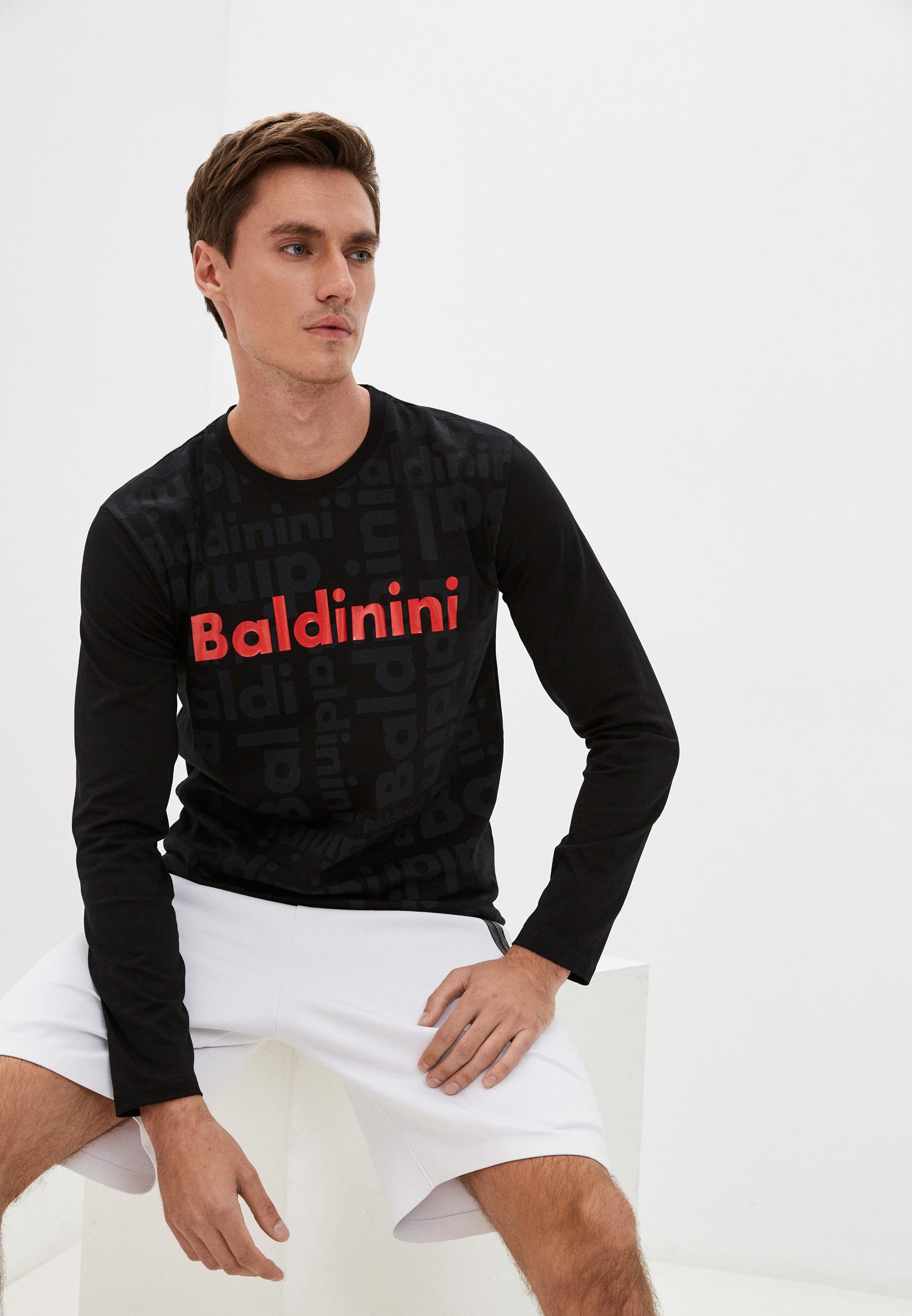 Футболка с длинным рукавом Baldinini (Балдинини) TSU04L