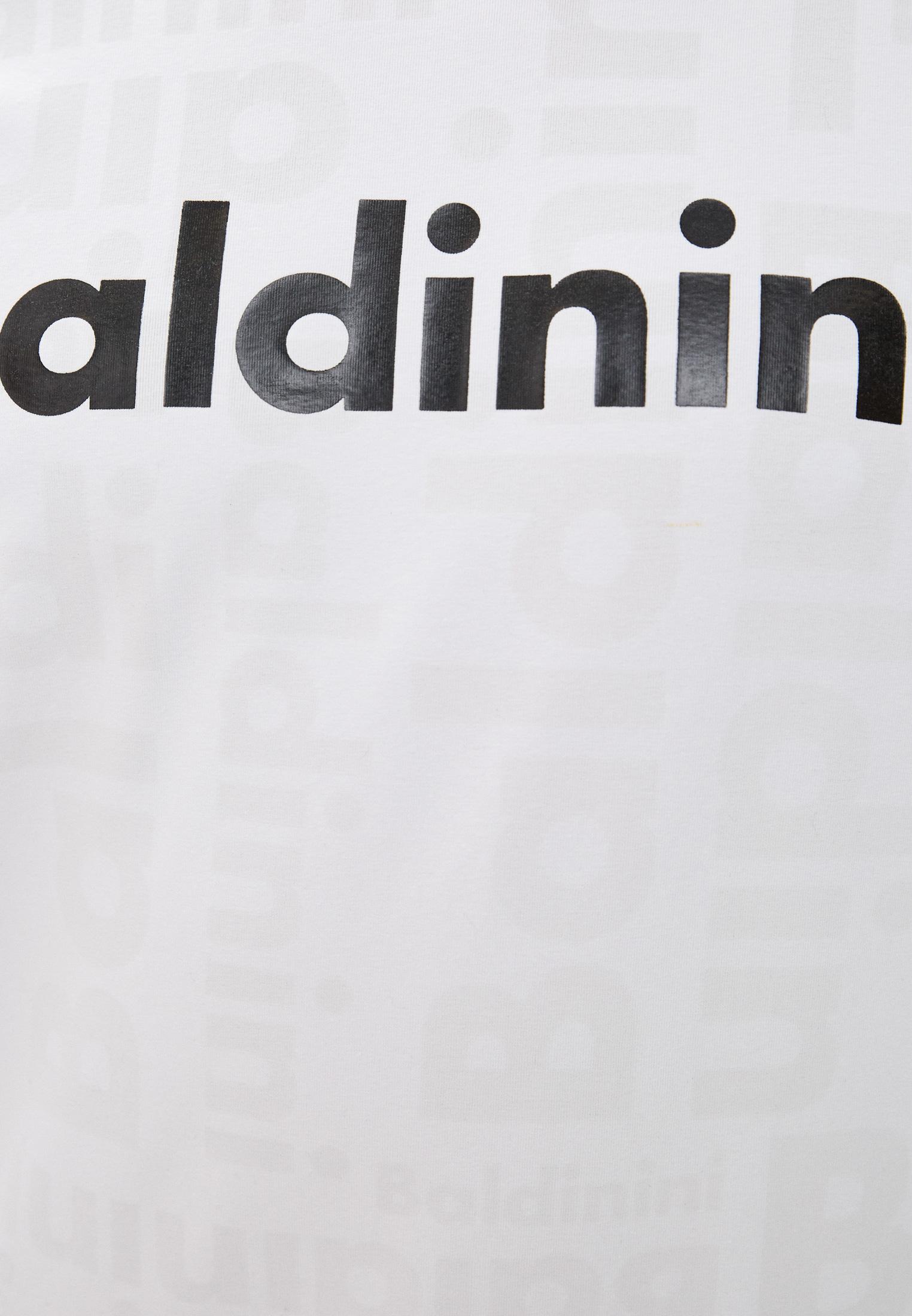 Футболка с длинным рукавом Baldinini (Балдинини) TSU04L: изображение 5