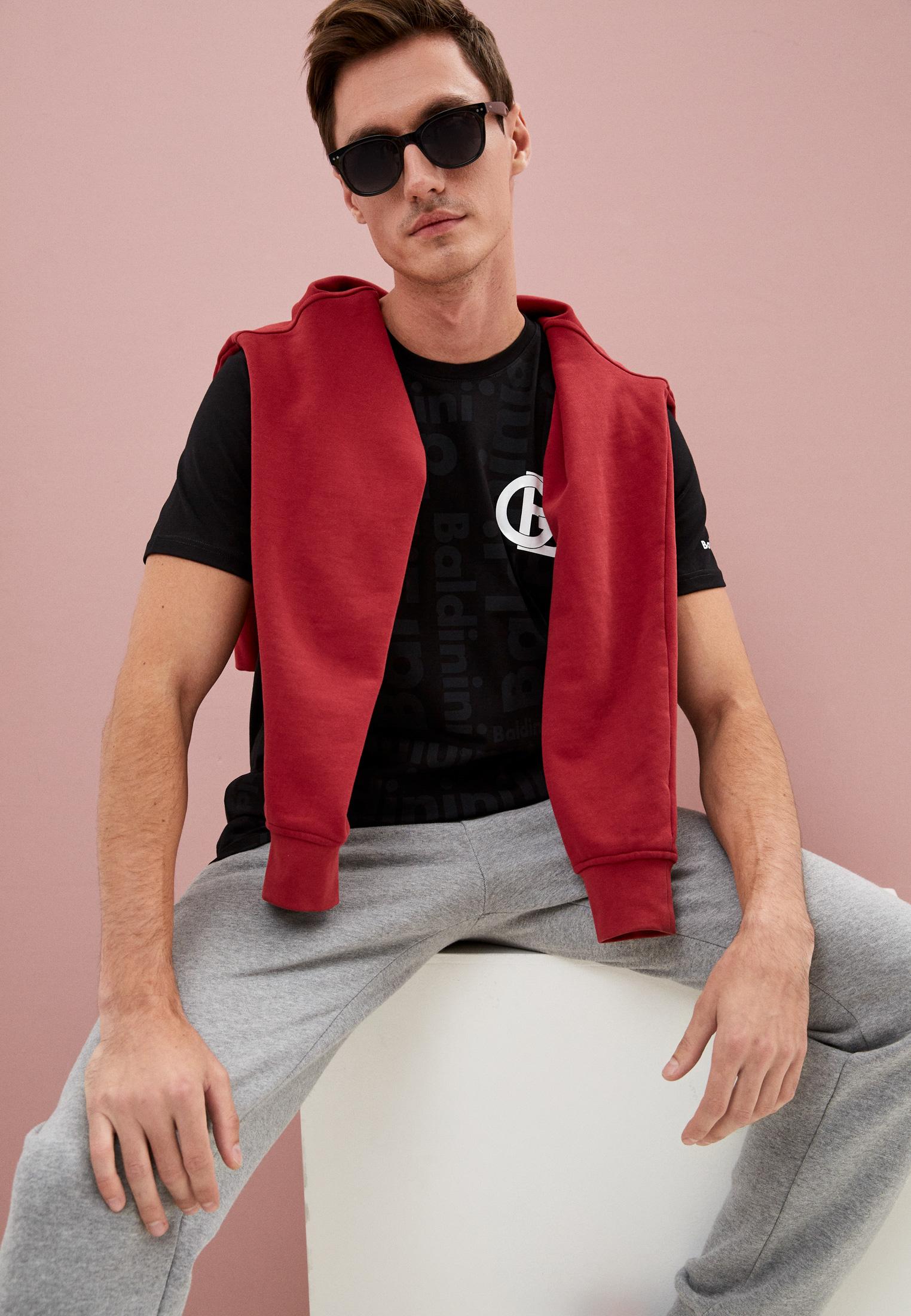 Мужская футболка Baldinini (Балдинини) TSU06: изображение 2