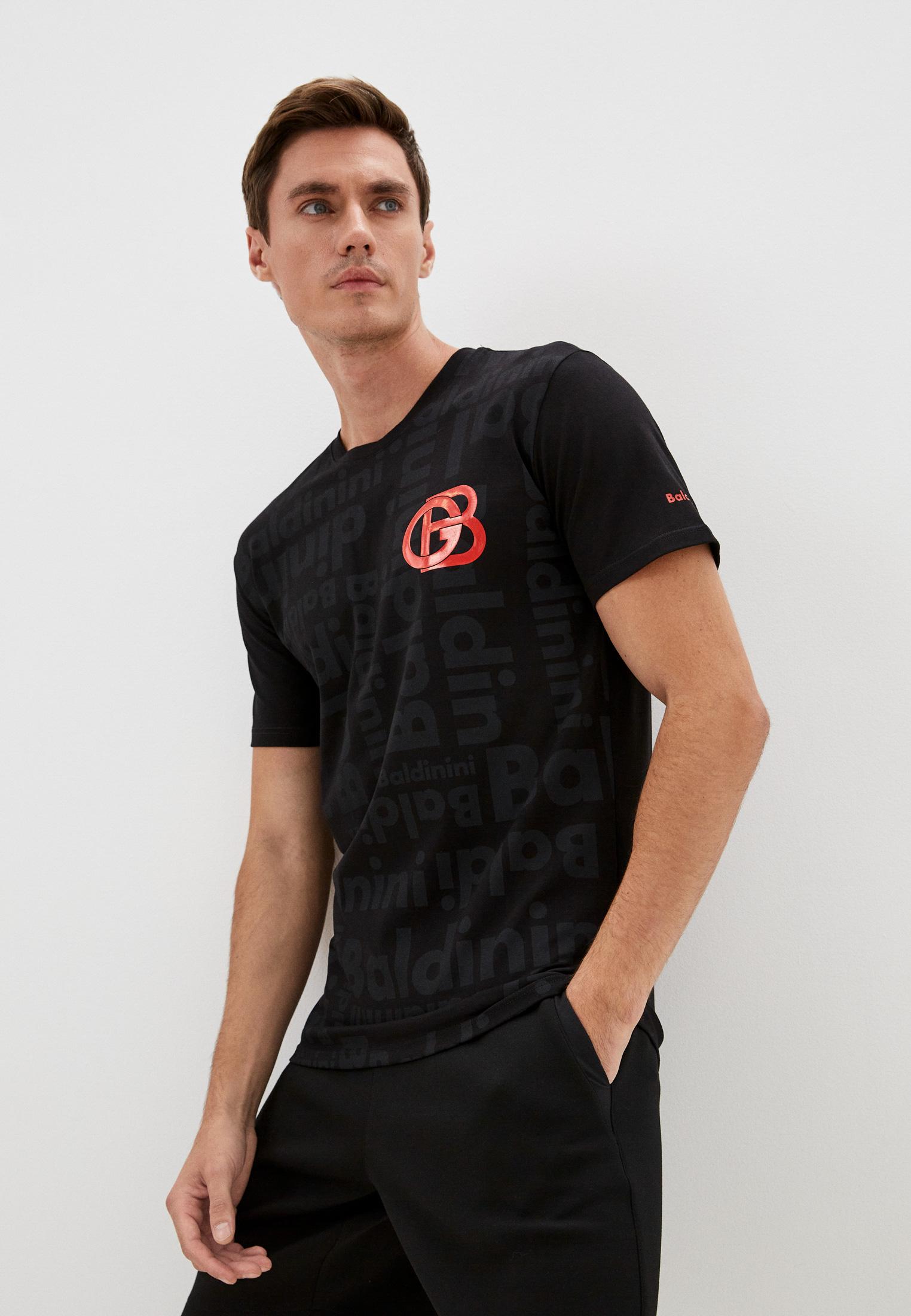 Мужская футболка Baldinini (Балдинини) TSU06: изображение 6