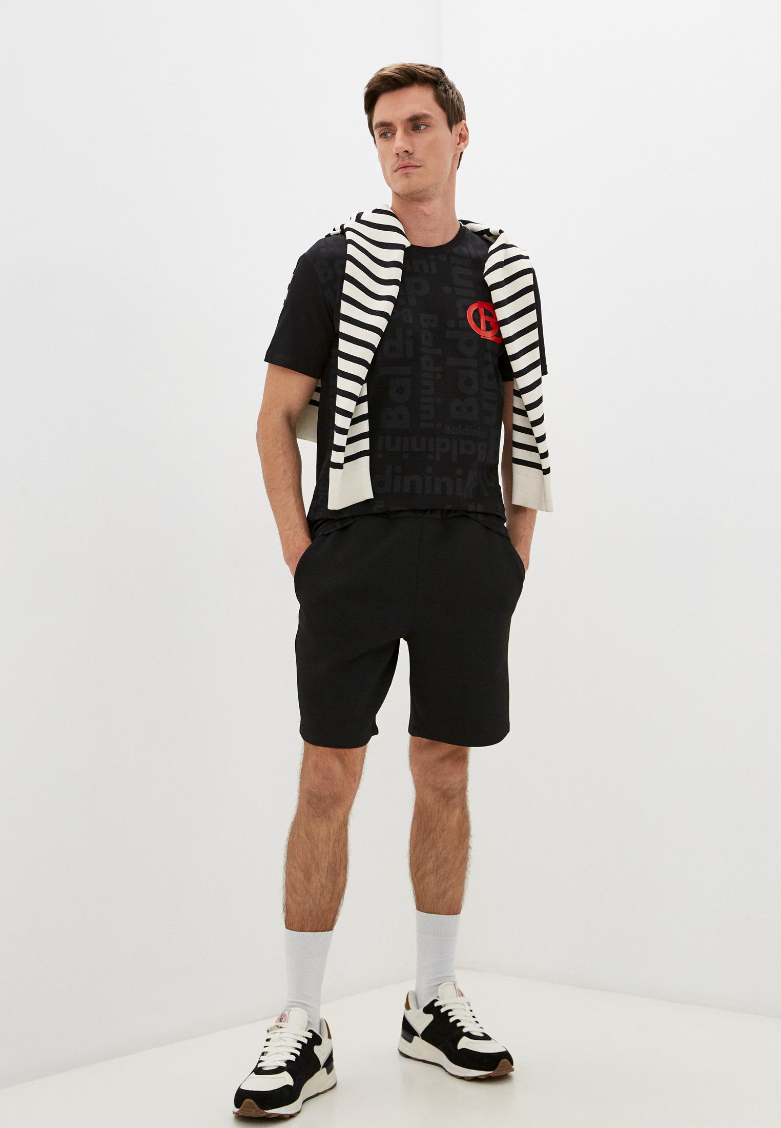 Мужская футболка Baldinini (Балдинини) TSU06: изображение 8