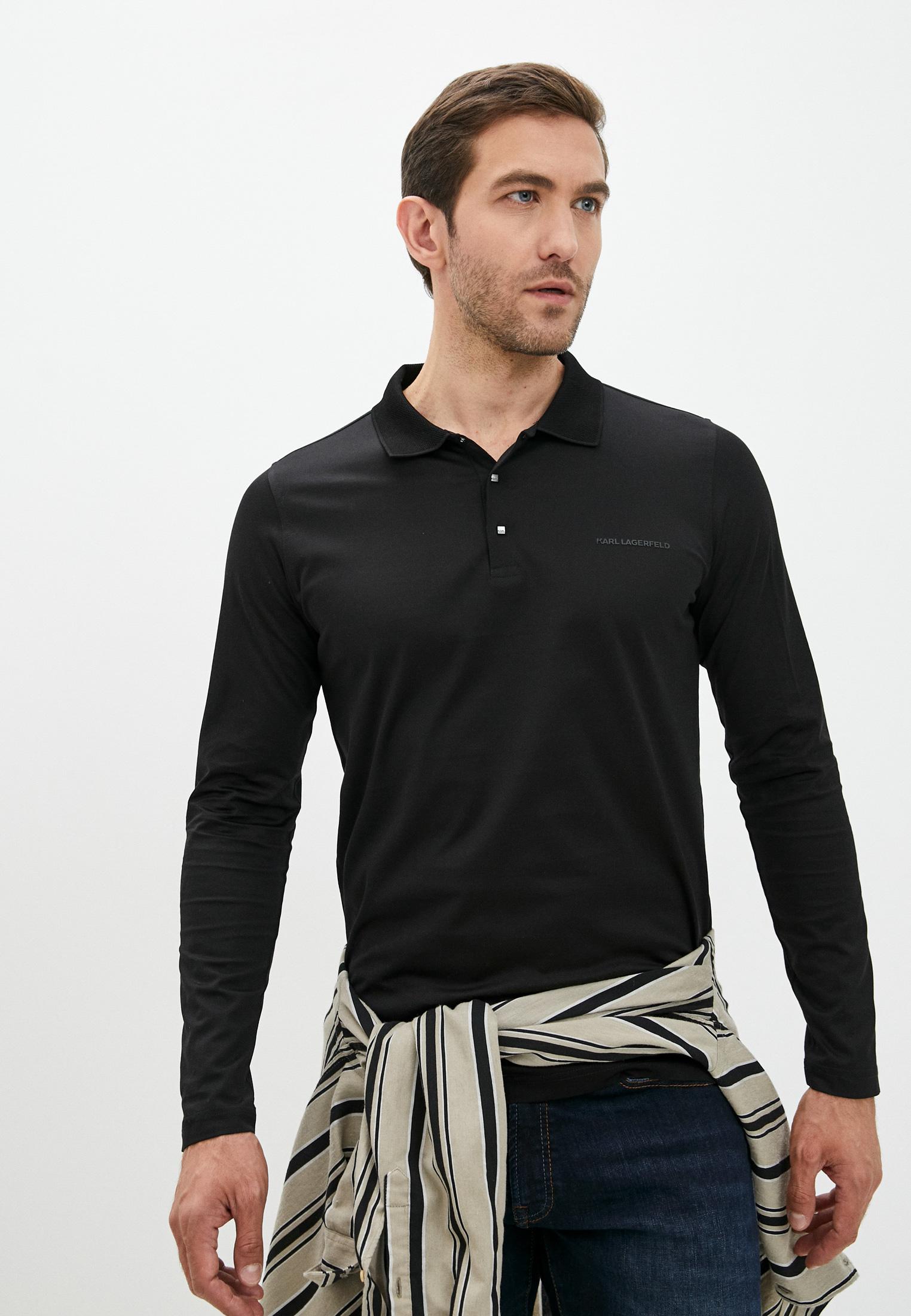 Мужские поло Karl Lagerfeld (Карл Лагерфельд) 512200-745000