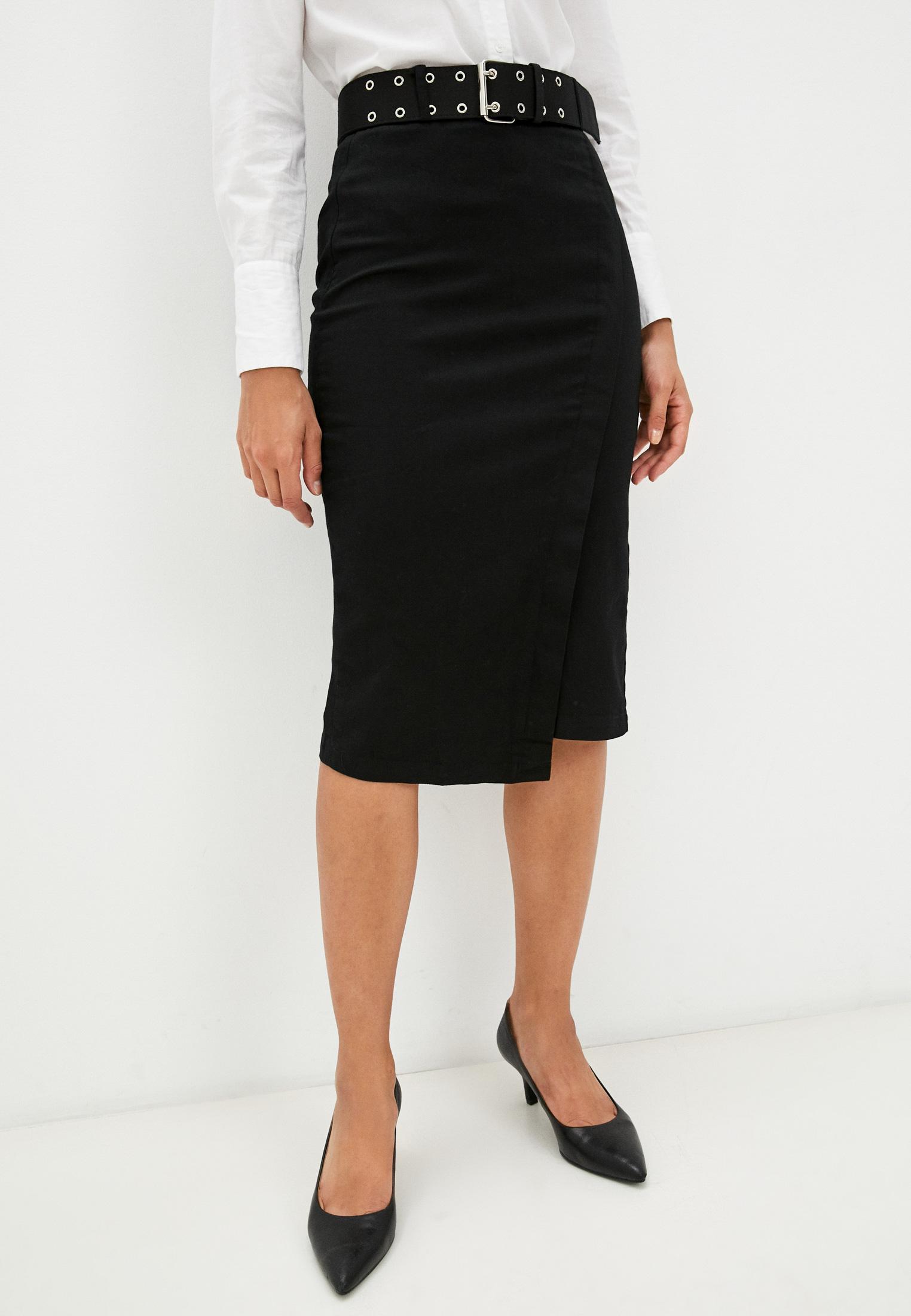 Прямая юбка Aaquamarina A5913: изображение 1