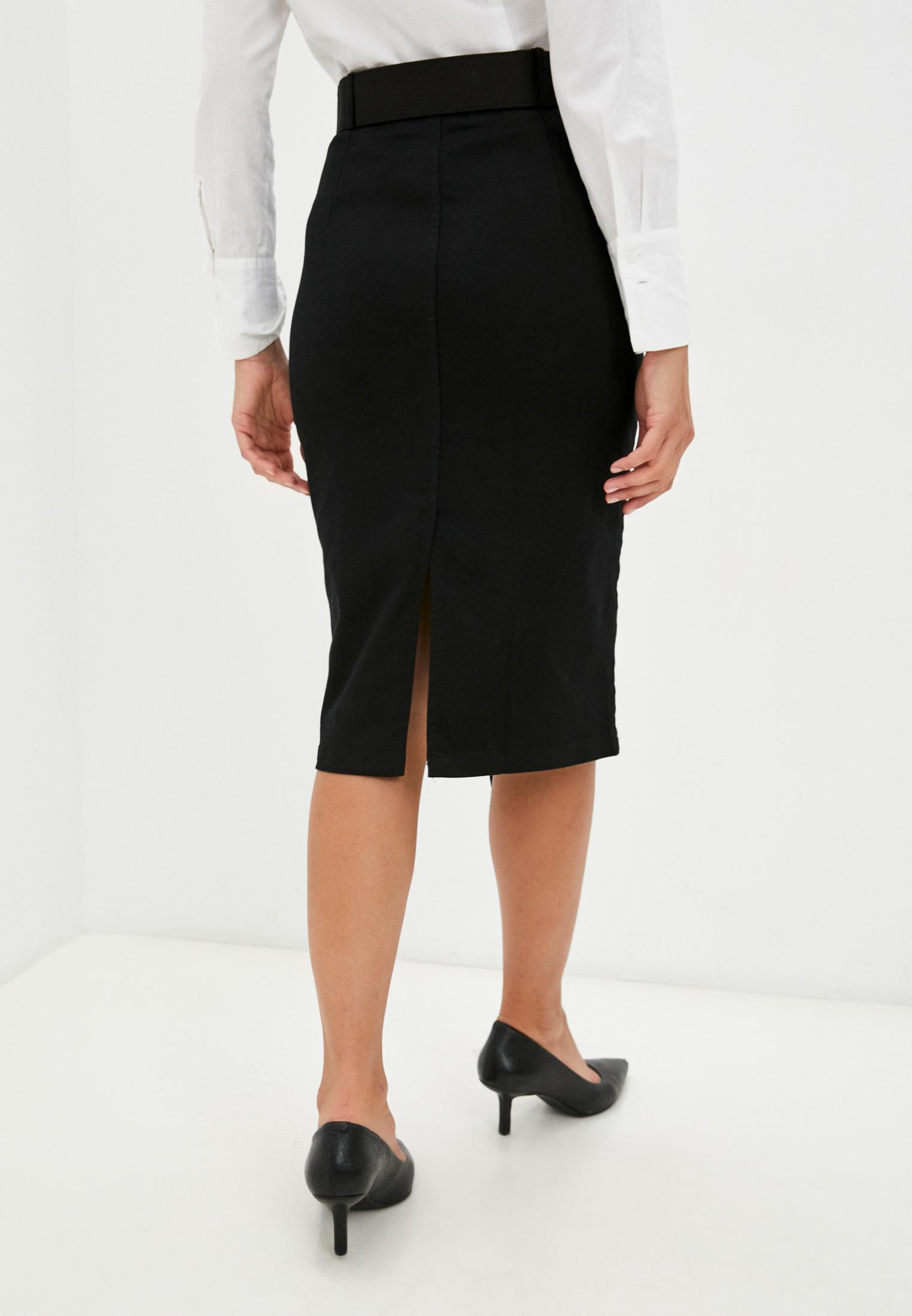 Прямая юбка Aaquamarina A5913: изображение 3