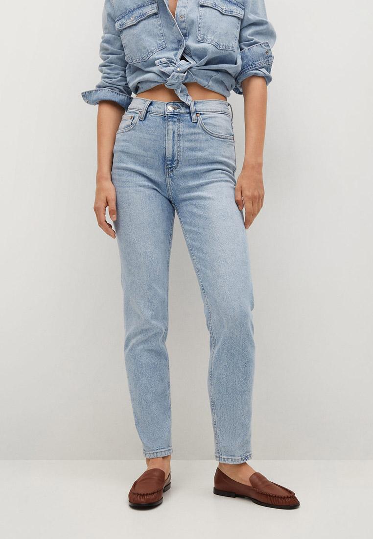 Зауженные джинсы Mango (Манго) 17010609: изображение 1