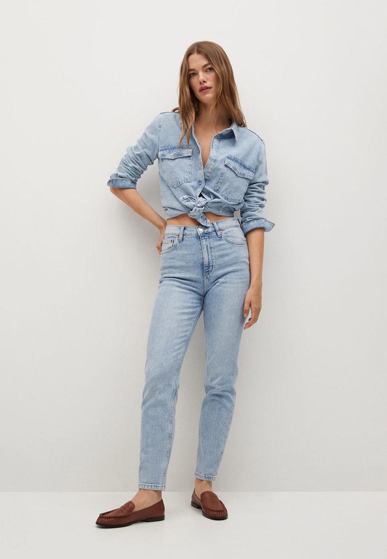 Зауженные джинсы Mango (Манго) 17010609: изображение 2