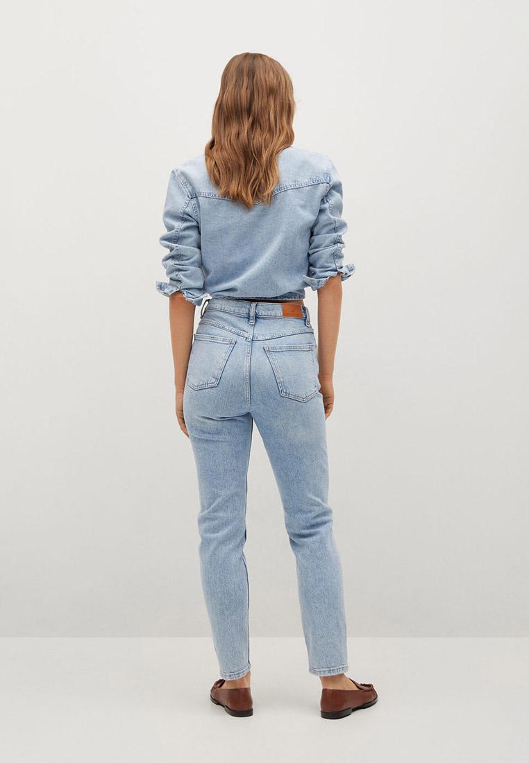 Зауженные джинсы Mango (Манго) 17010609: изображение 3