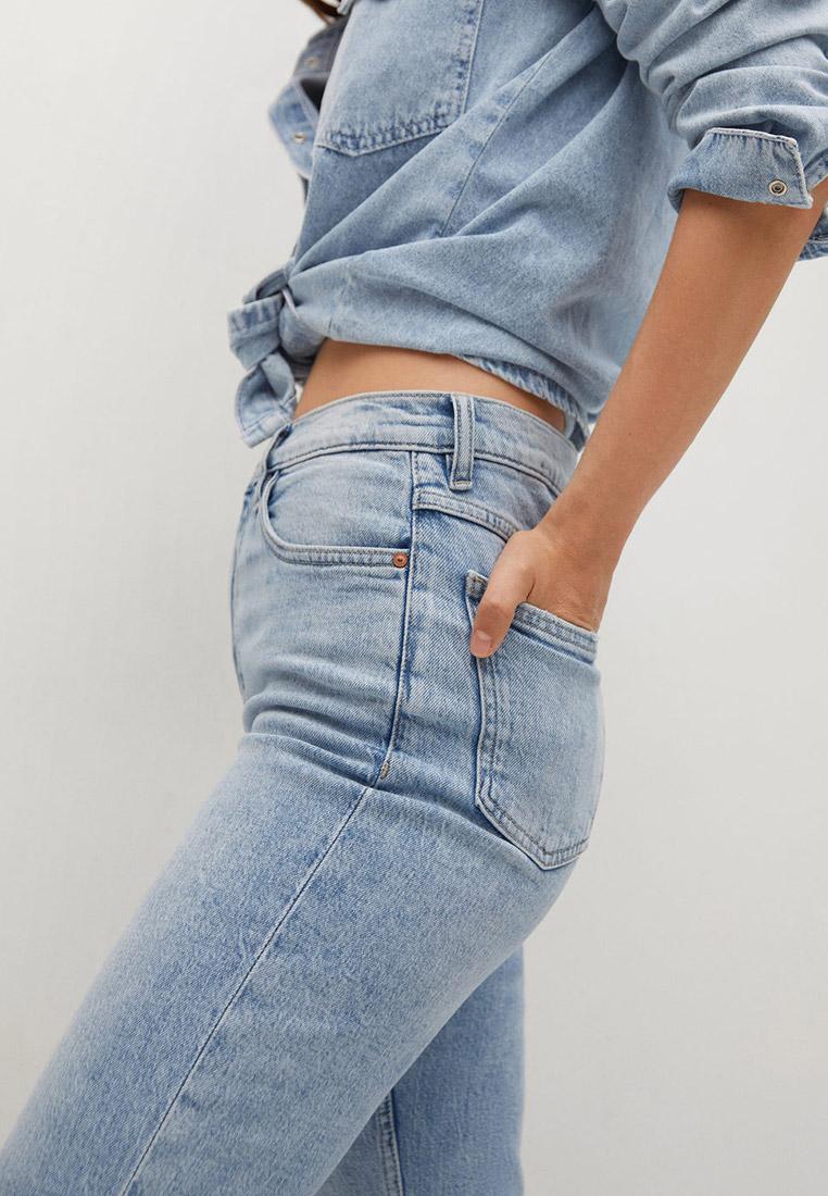 Зауженные джинсы Mango (Манго) 17010609: изображение 5