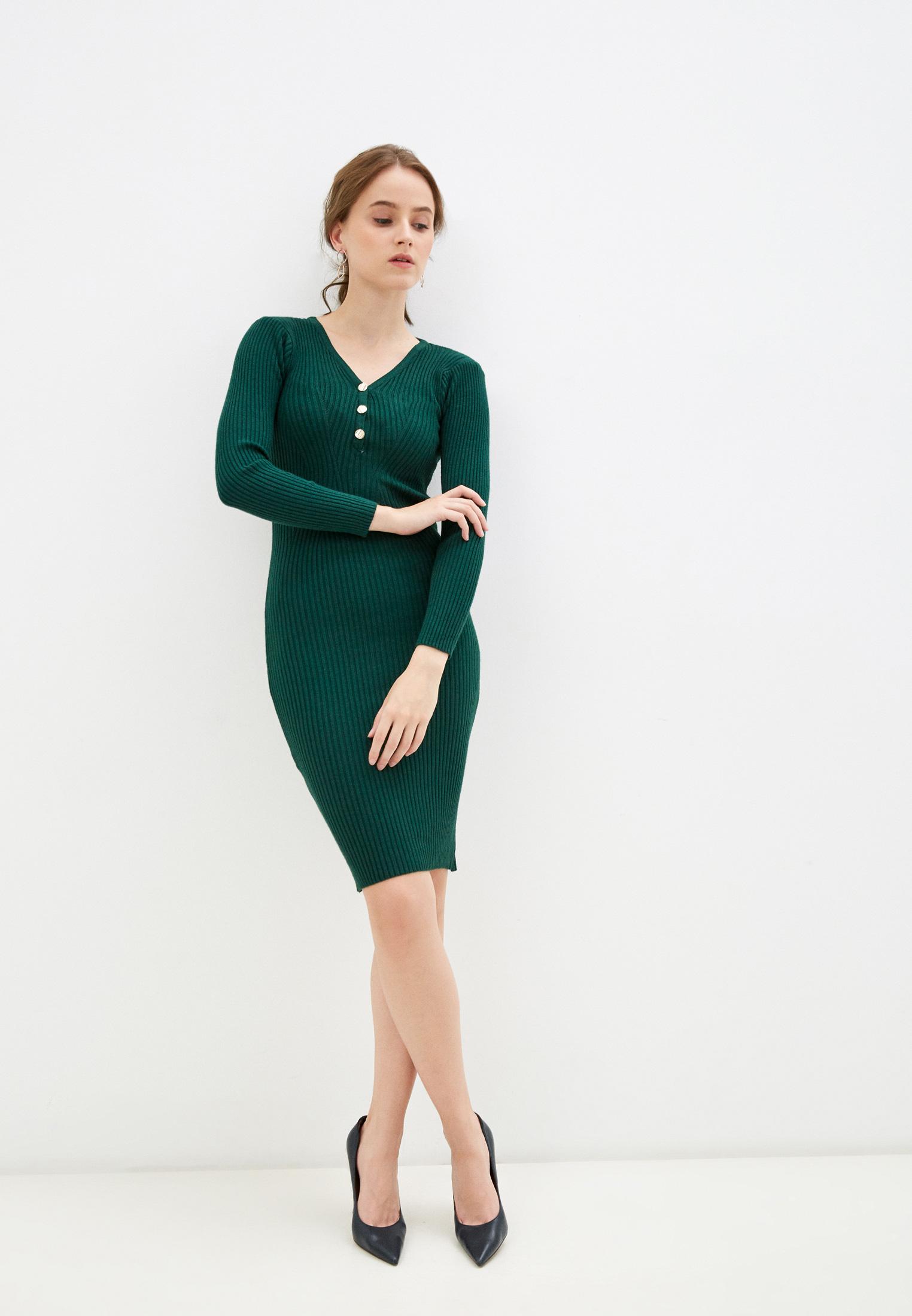 Вязаное платье Marselesa Платье Marselesa