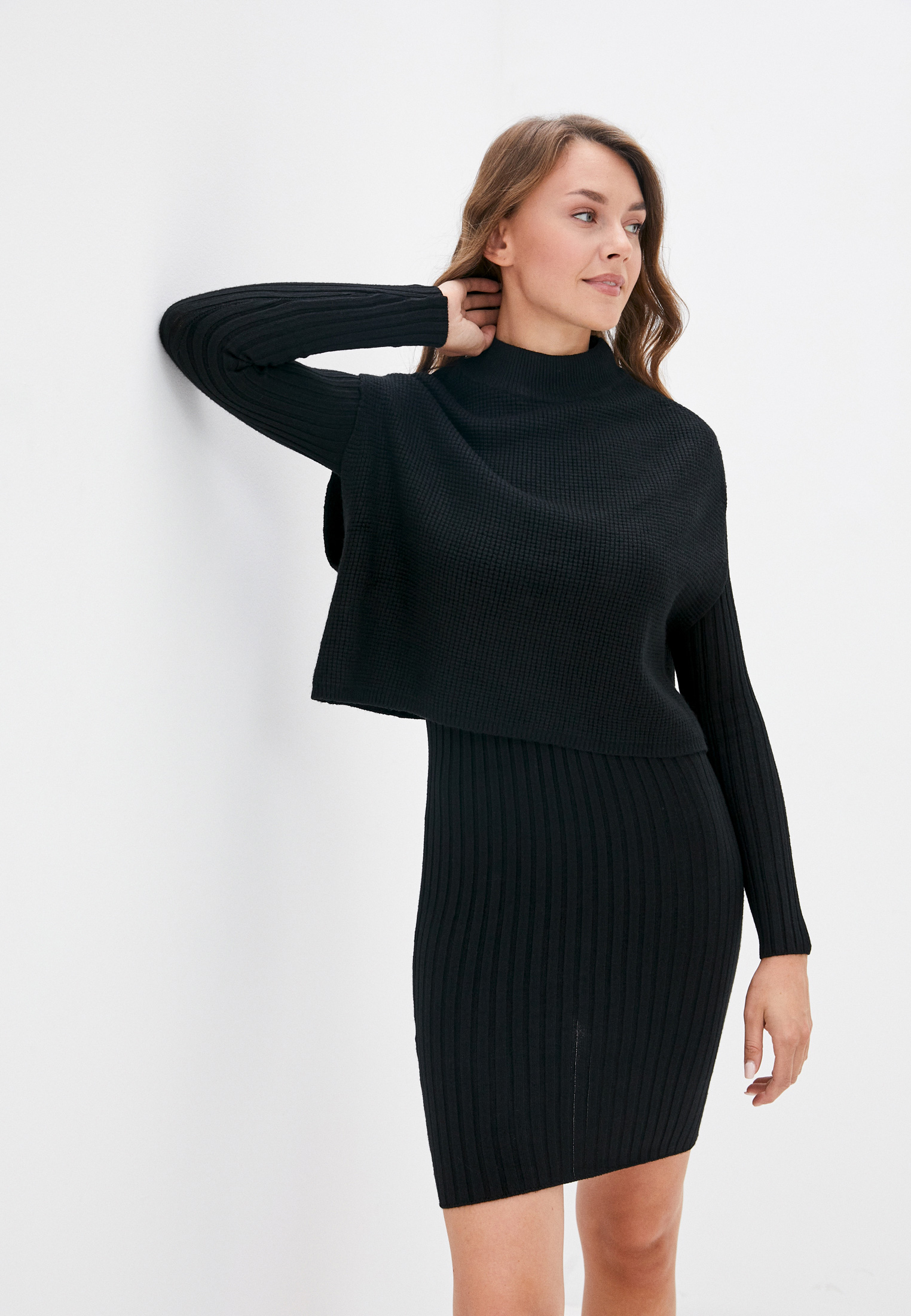 Вязаное платье Marselesa MAR2122-36-3