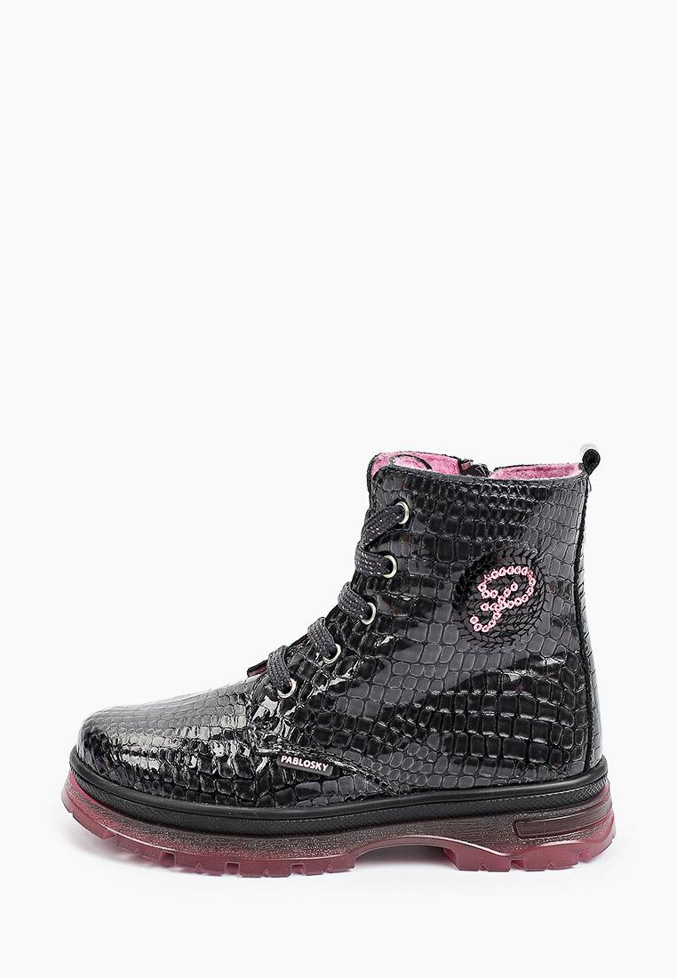 Ботинки для девочек Pablosky (Паблоски) 404158