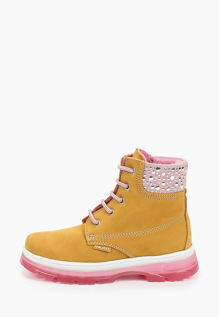 Ботинки для девочек Pablosky Ботинки Pablosky