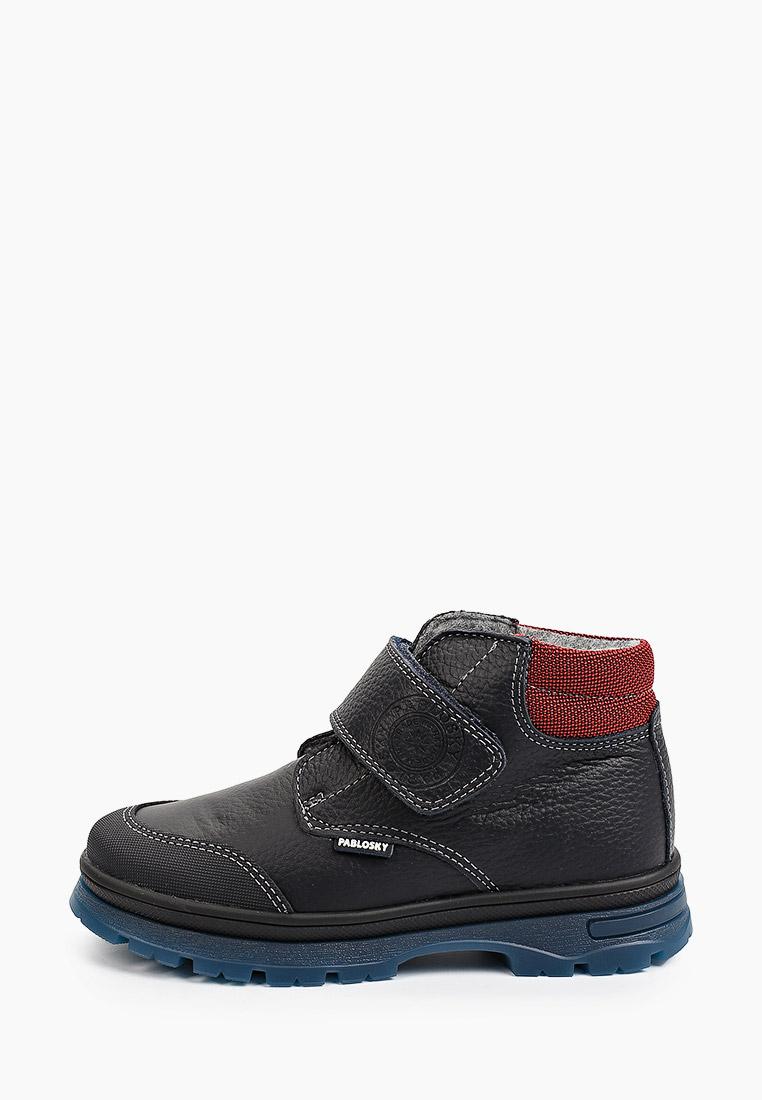 Ботинки для мальчиков Pablosky (Паблоски) Ботинки Pablosky