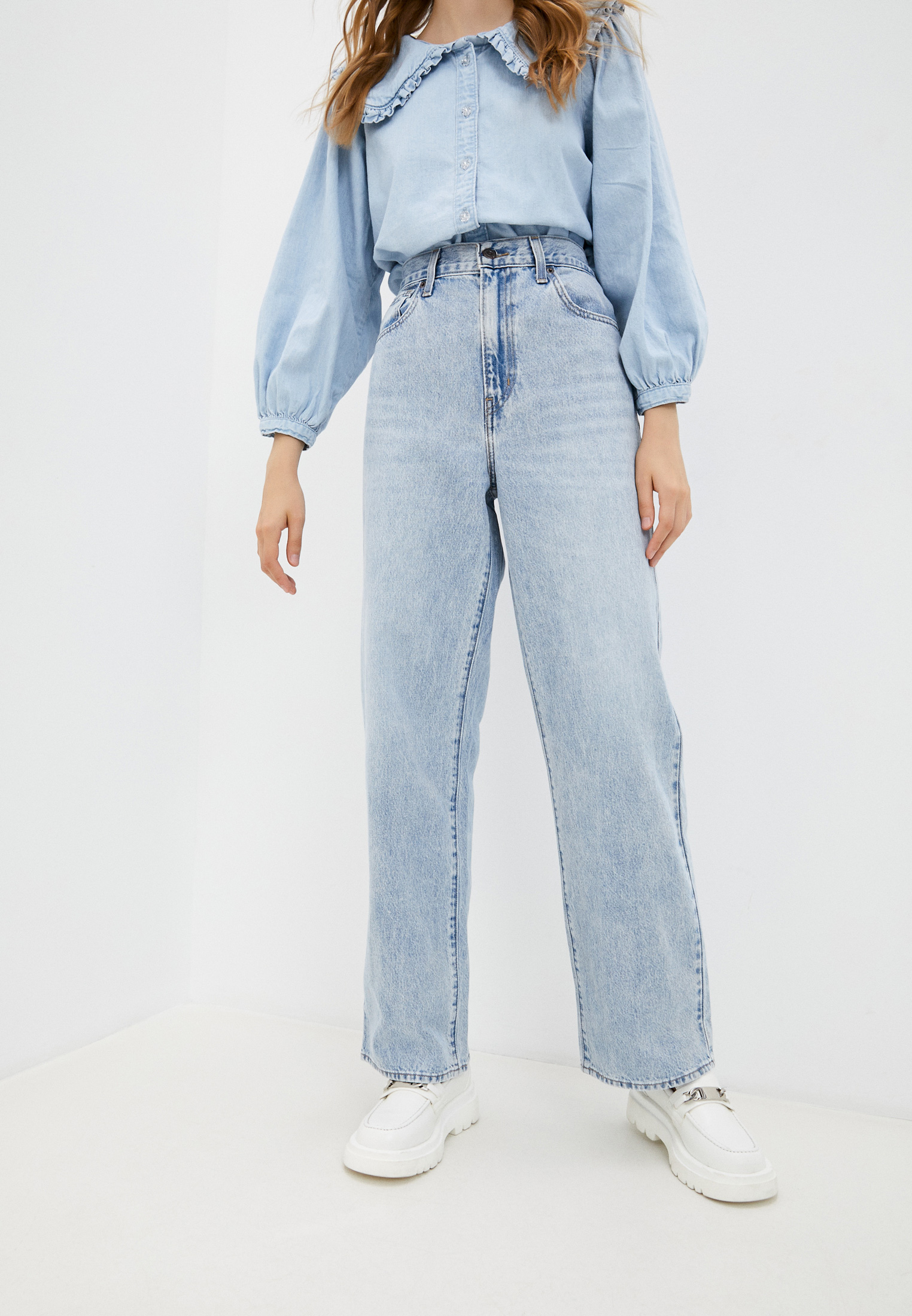 Широкие и расклешенные джинсы Levi's® A009200020
