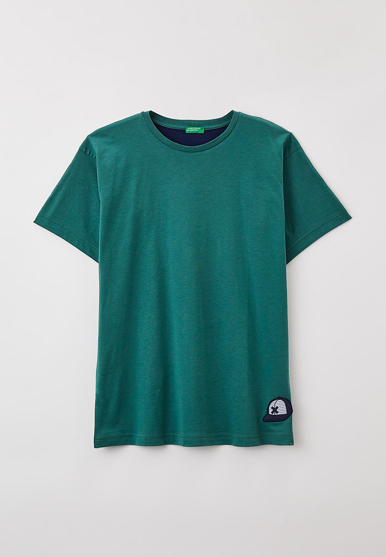 Футболка с коротким рукавом United Colors of Benetton (Юнайтед Колорс оф Бенеттон) 3096C15C7