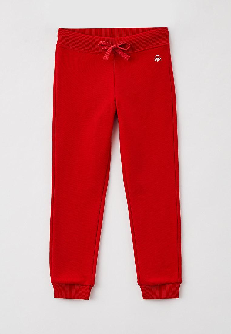 Спортивные брюки для девочек United Colors of Benetton (Юнайтед Колорс оф Бенеттон) Брюки спортивные United Colors of Benetton