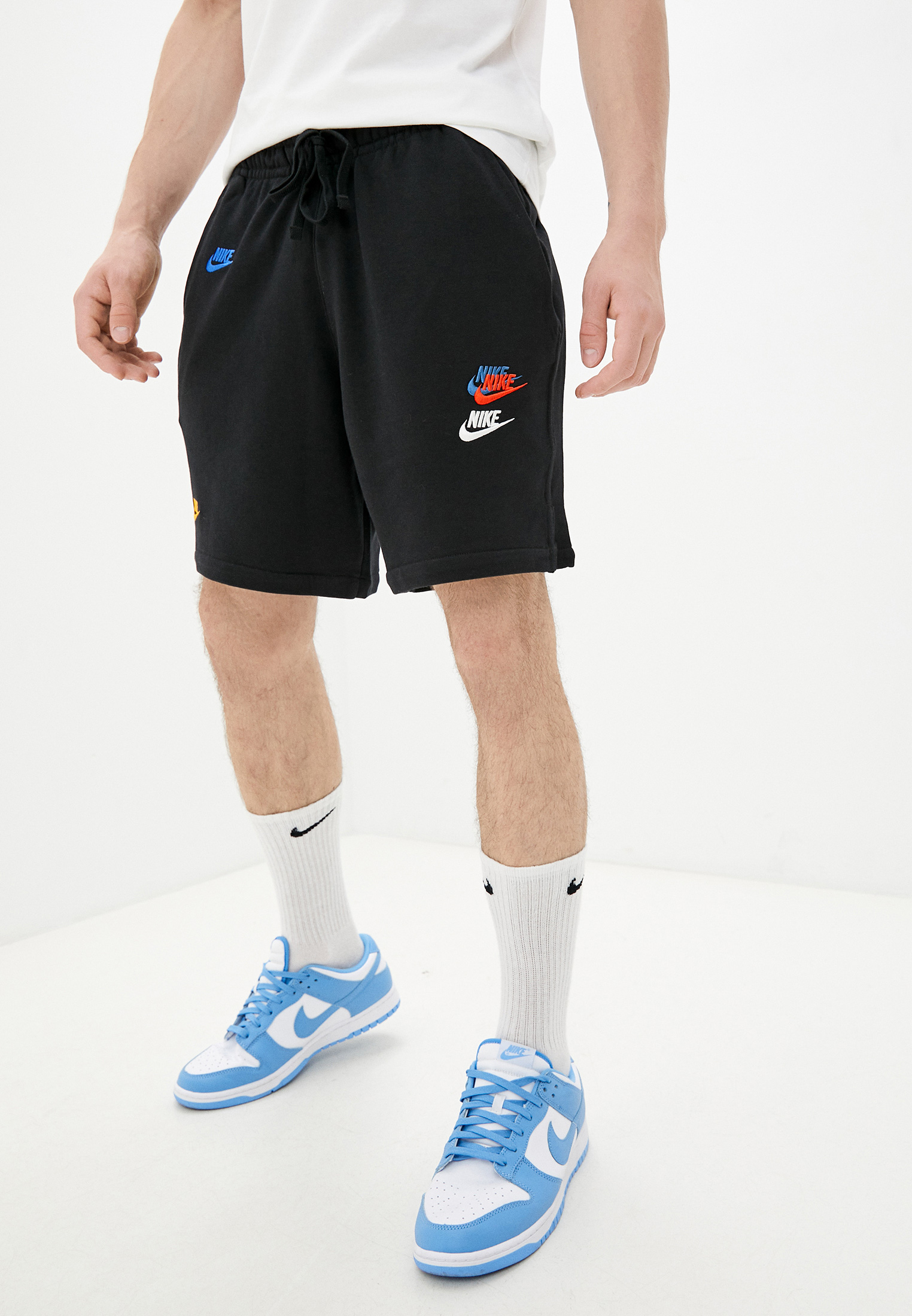 Мужские спортивные шорты Nike (Найк) DD4682