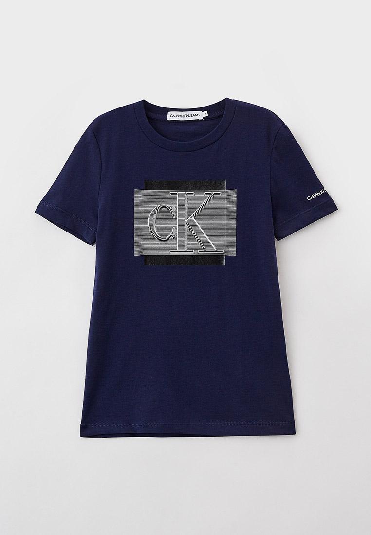 Футболка с коротким рукавом Calvin Klein Jeans IB0IB00899