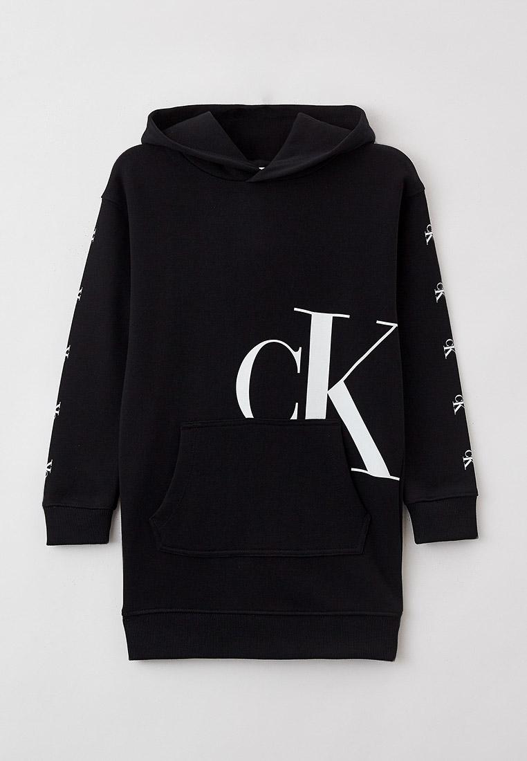 Повседневное платье Calvin Klein Jeans Платье Calvin Klein Jeans