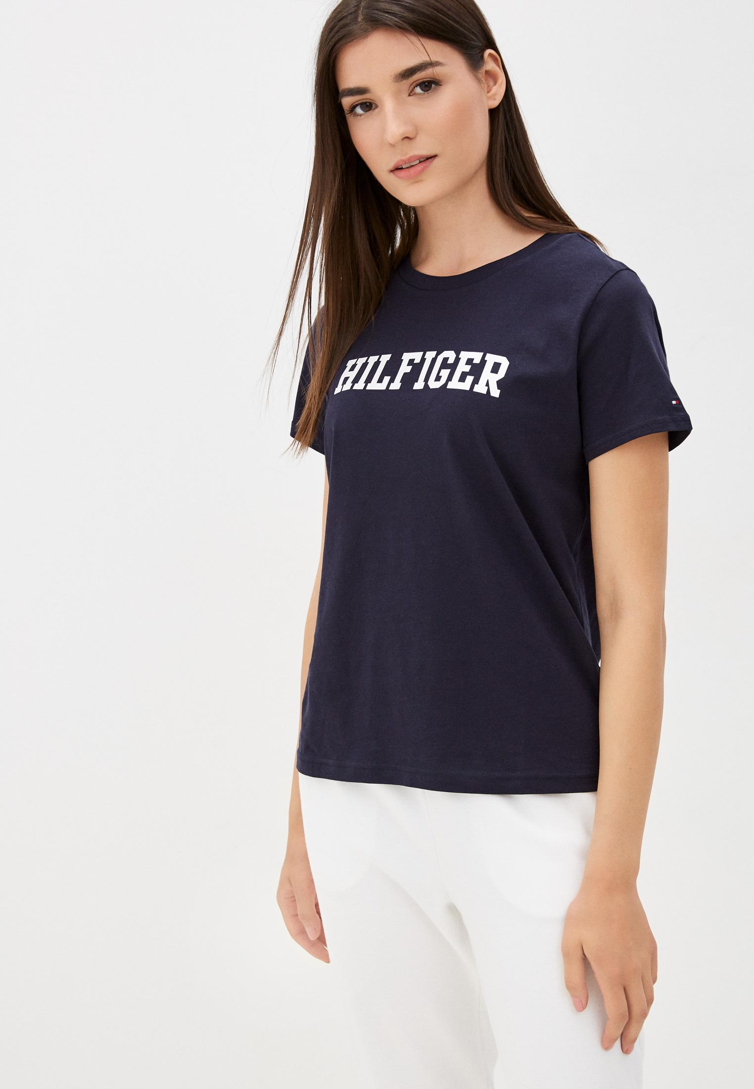 Домашняя футболка Tommy Hilfiger (Томми Хилфигер) Футболка домашняя Tommy Hilfiger