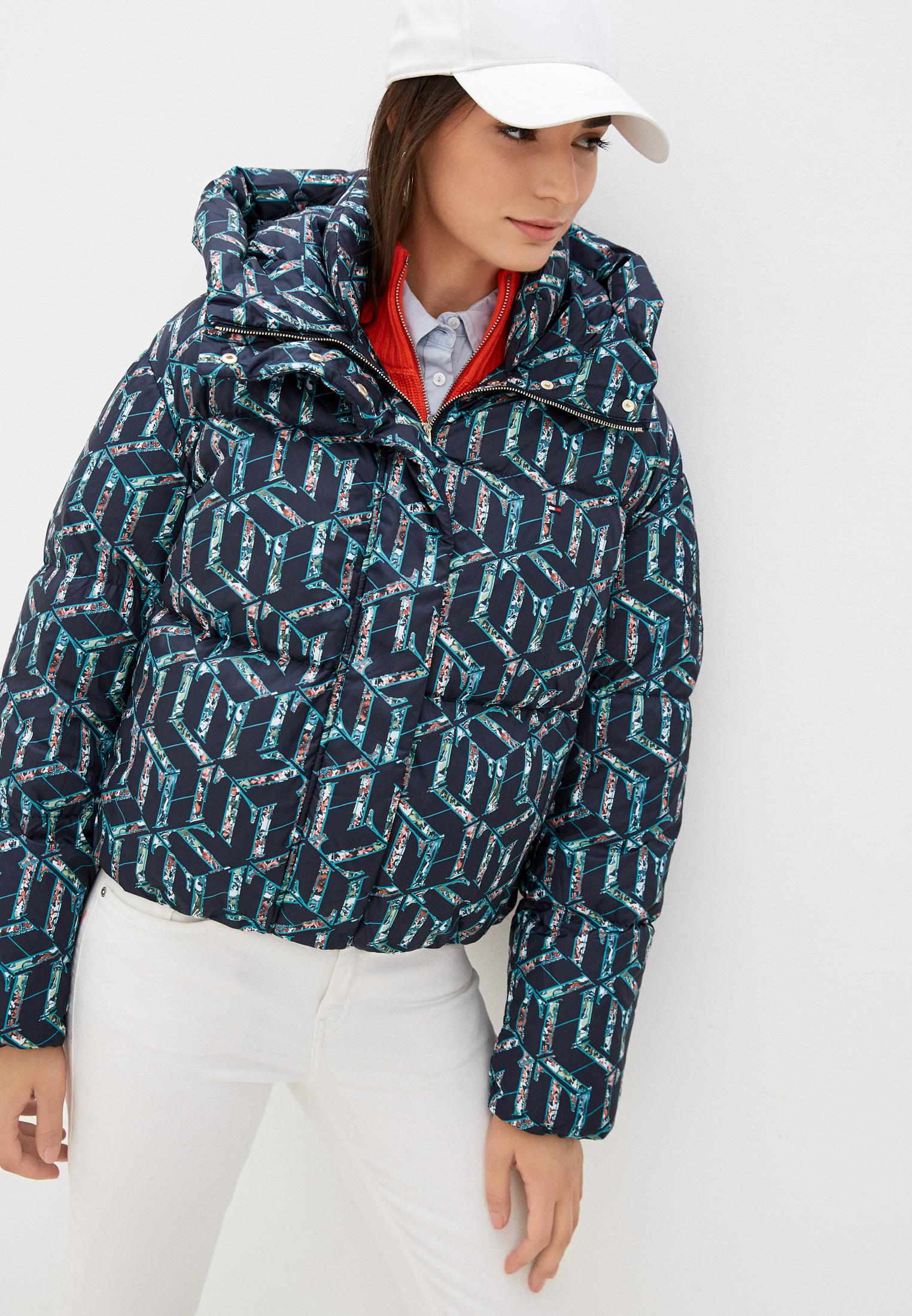 Утепленная куртка Tommy Hilfiger (Томми Хилфигер) WW0WW31031