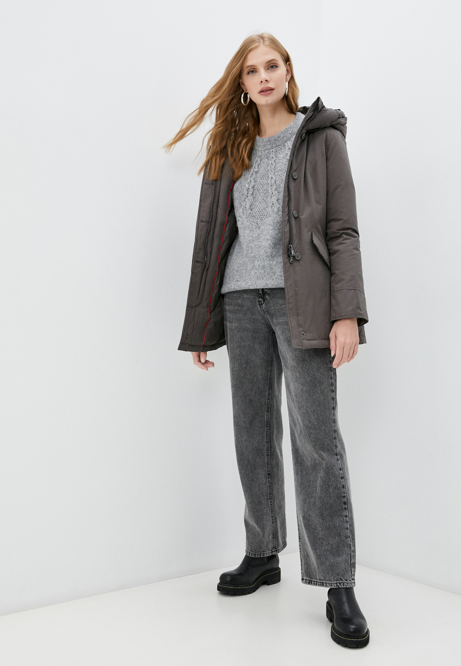 Утепленная куртка Canadian CN.GCM01NW NH: изображение 3