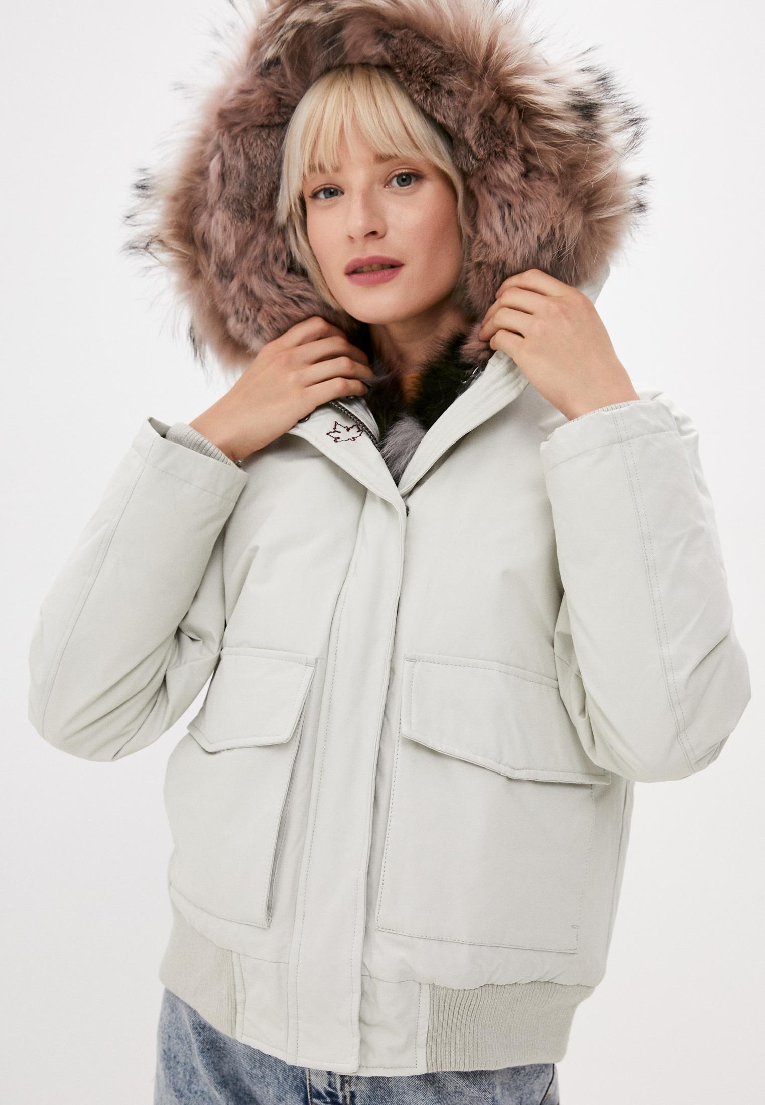Утепленная куртка Canadian CN.G218008W LIM