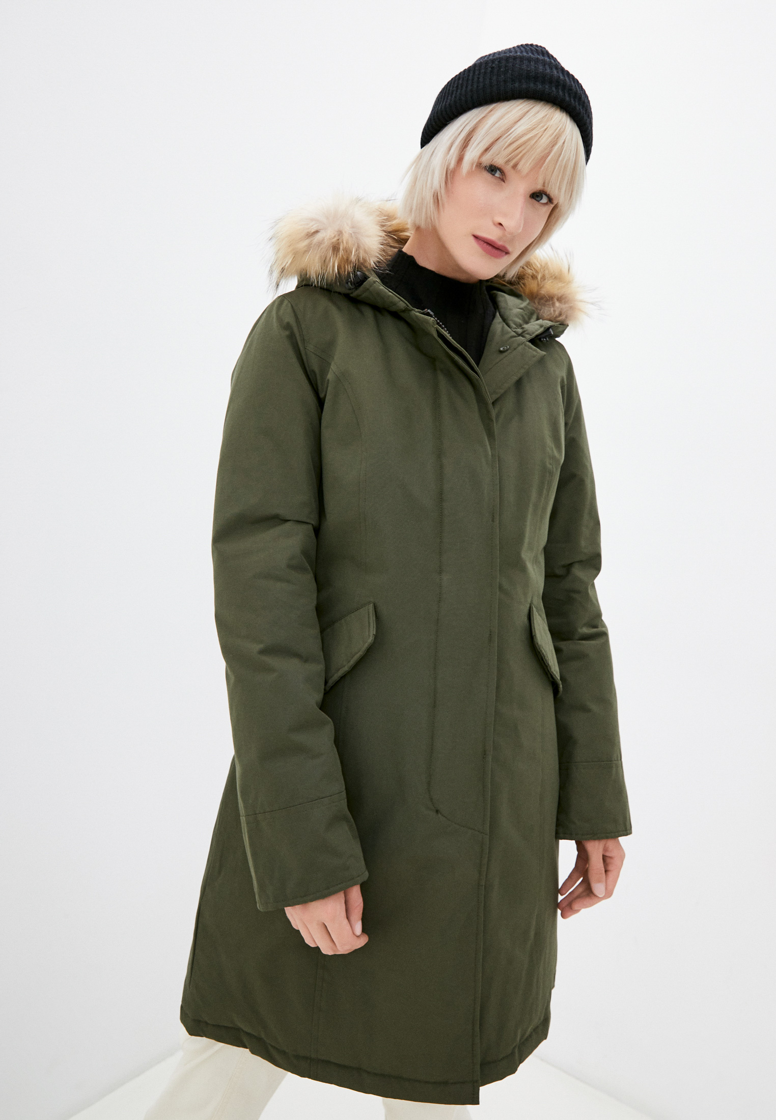 Утепленная куртка Canadian CN.GCM01NW LG