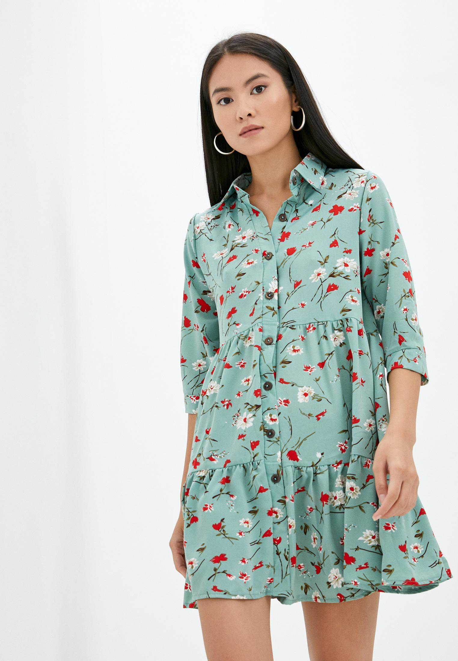 Платье Pink Summer PS-22119-2