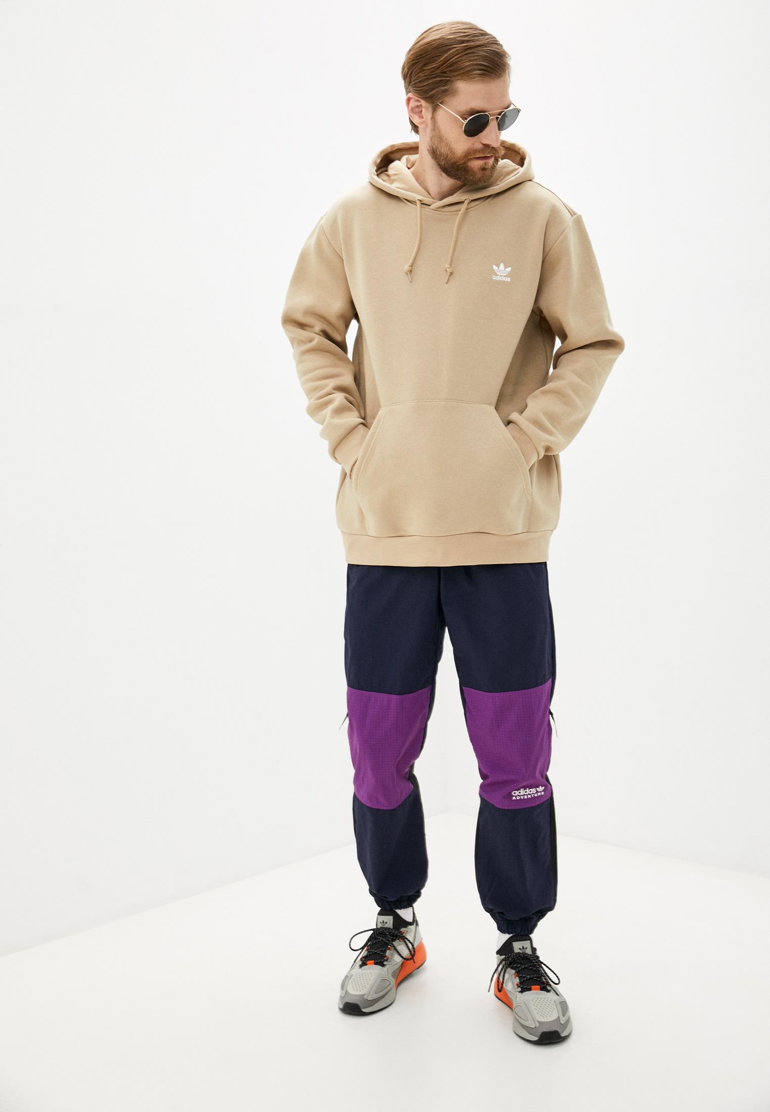 Толстовка Adidas Originals (Адидас Ориджиналс) H34647: изображение 2