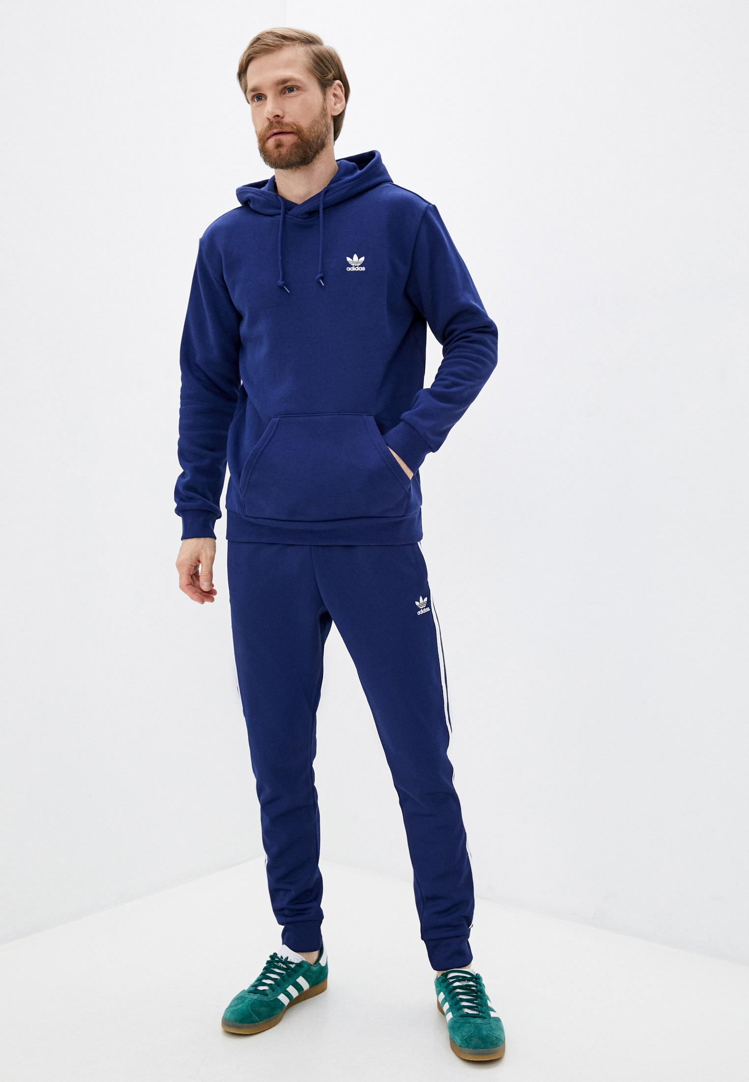 Толстовка Adidas Originals (Адидас Ориджиналс) H34653: изображение 2