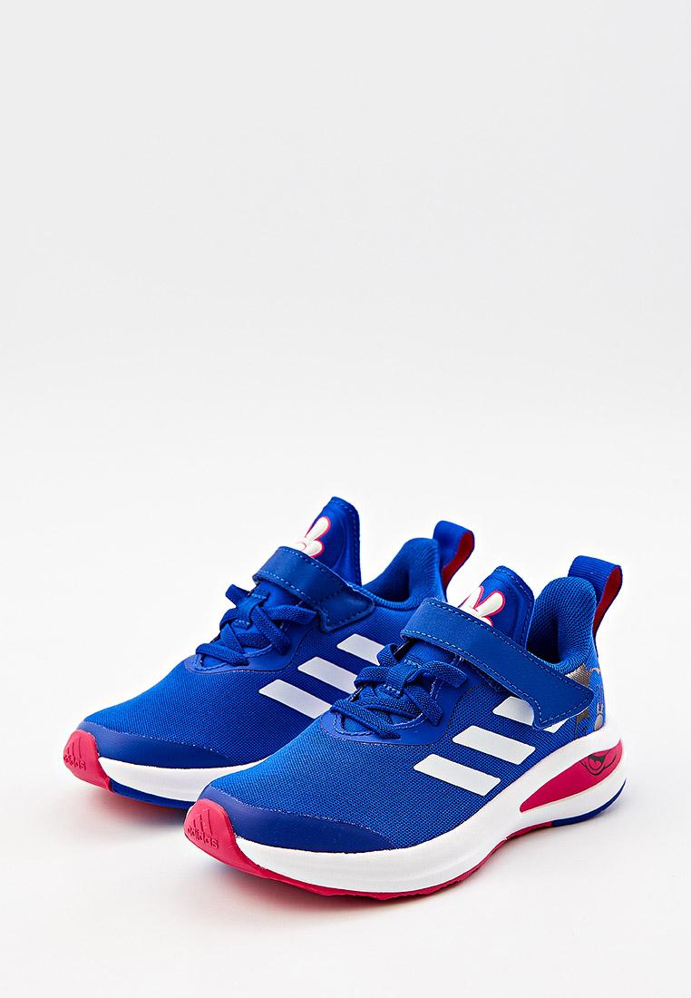 Кроссовки для мальчиков Adidas (Адидас) H68112: изображение 2