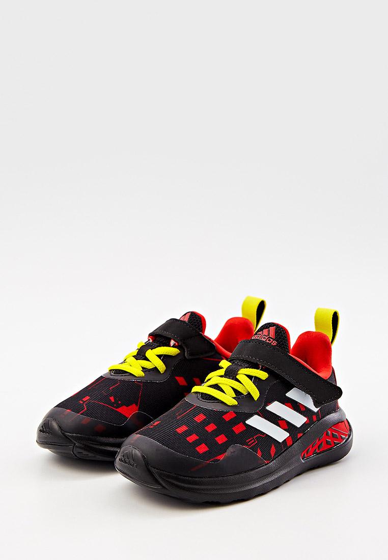 Кроссовки для мальчиков Adidas (Адидас) H68114: изображение 2