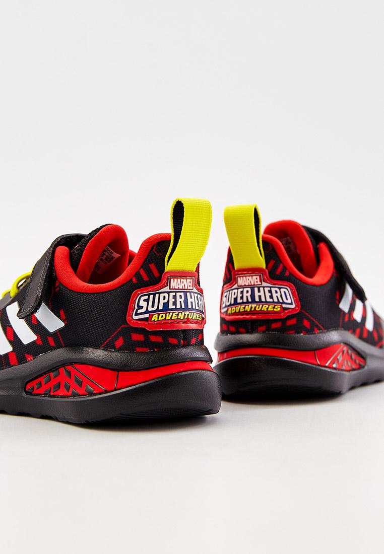 Кроссовки для мальчиков Adidas (Адидас) H68114: изображение 4