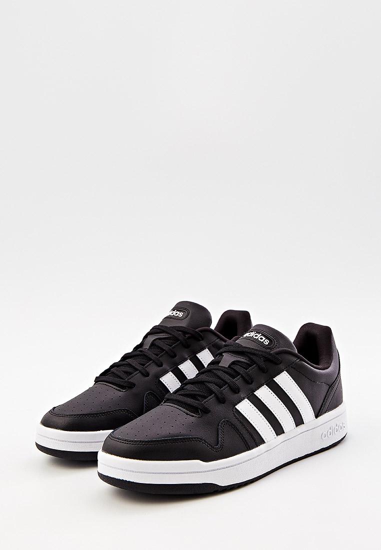 Мужские кеды Adidas (Адидас) H00460: изображение 2